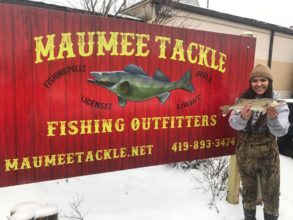 Maumee River Report- March 26 2017–Many Walleye Caught and Multiple Limits-Look at all smiling faces in the pictures!