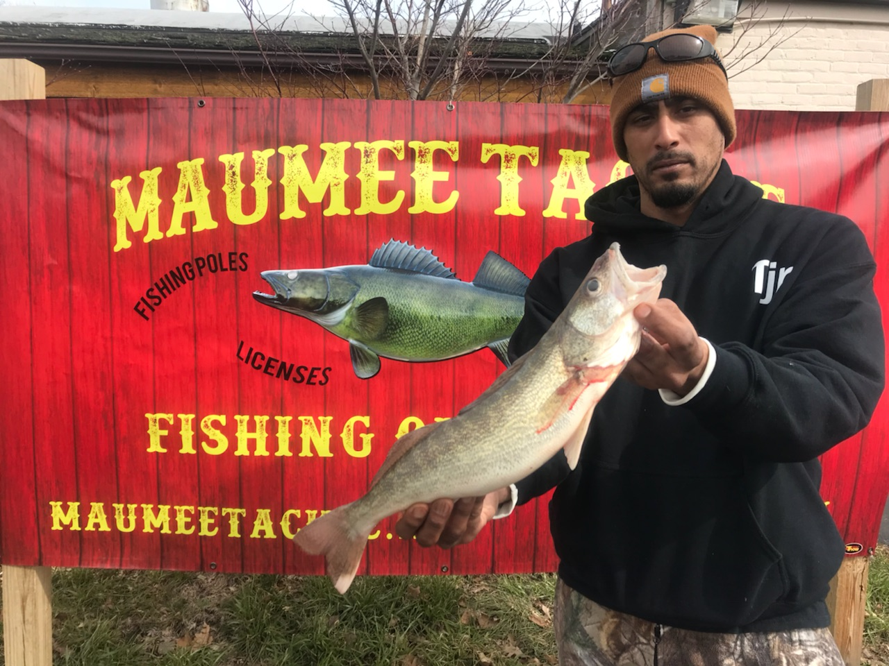 Maumee River Report-6 March, 2018