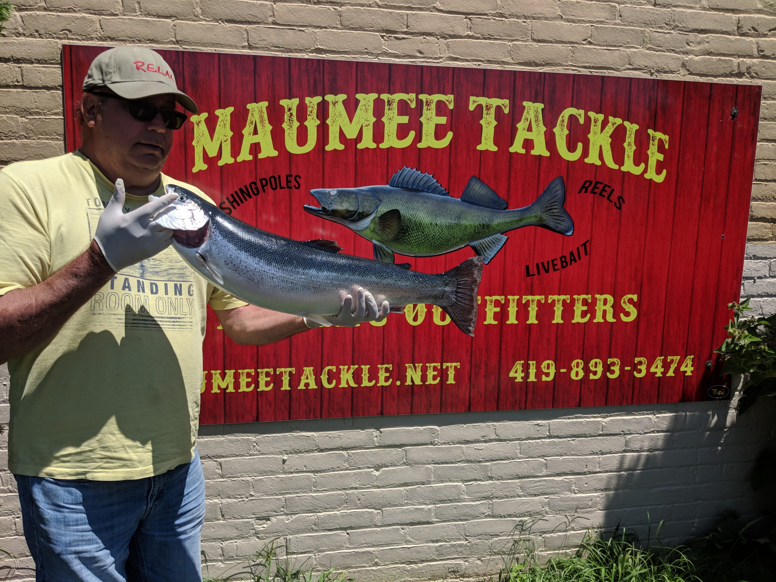 Maumee River Report July 10, 2018