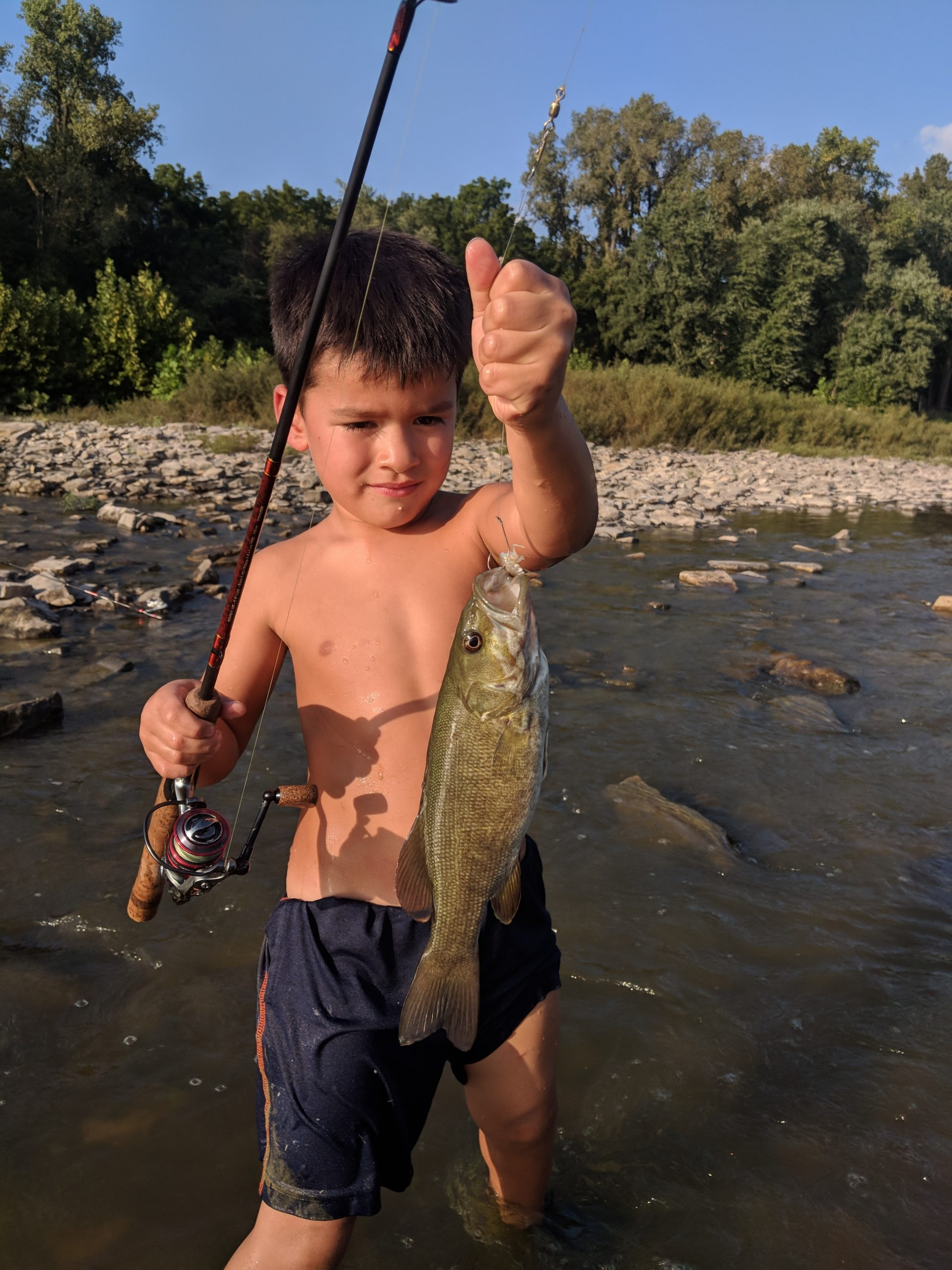 Maumee River Report September 15, 2018