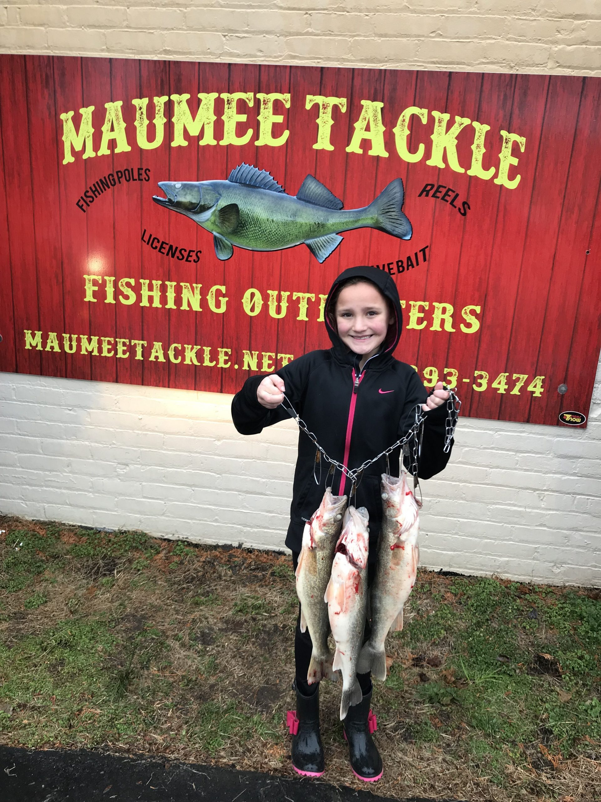 Maumee River Report- April 1st -2019- High Water Today