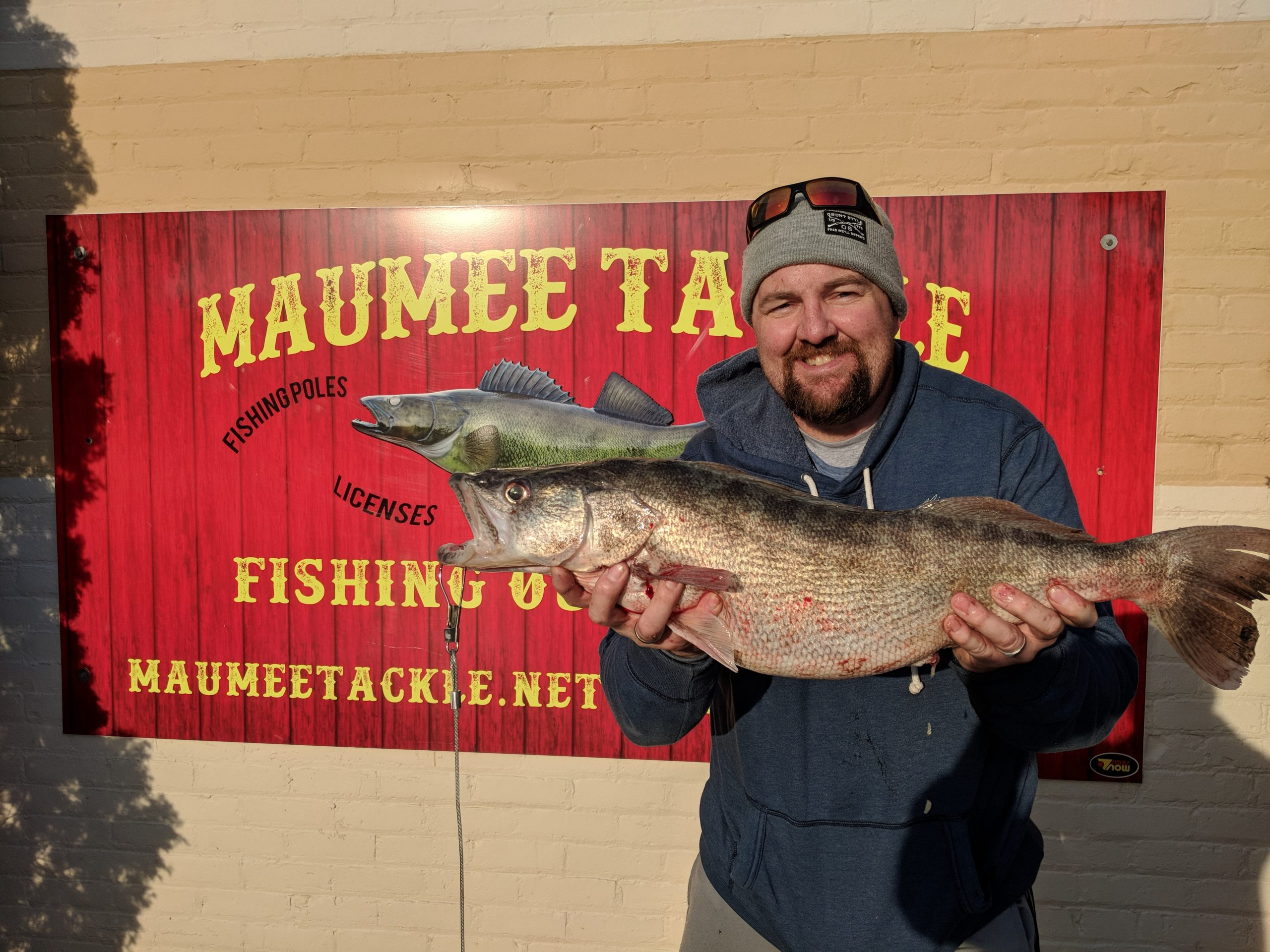 Maumee River Report- 2 April 2019