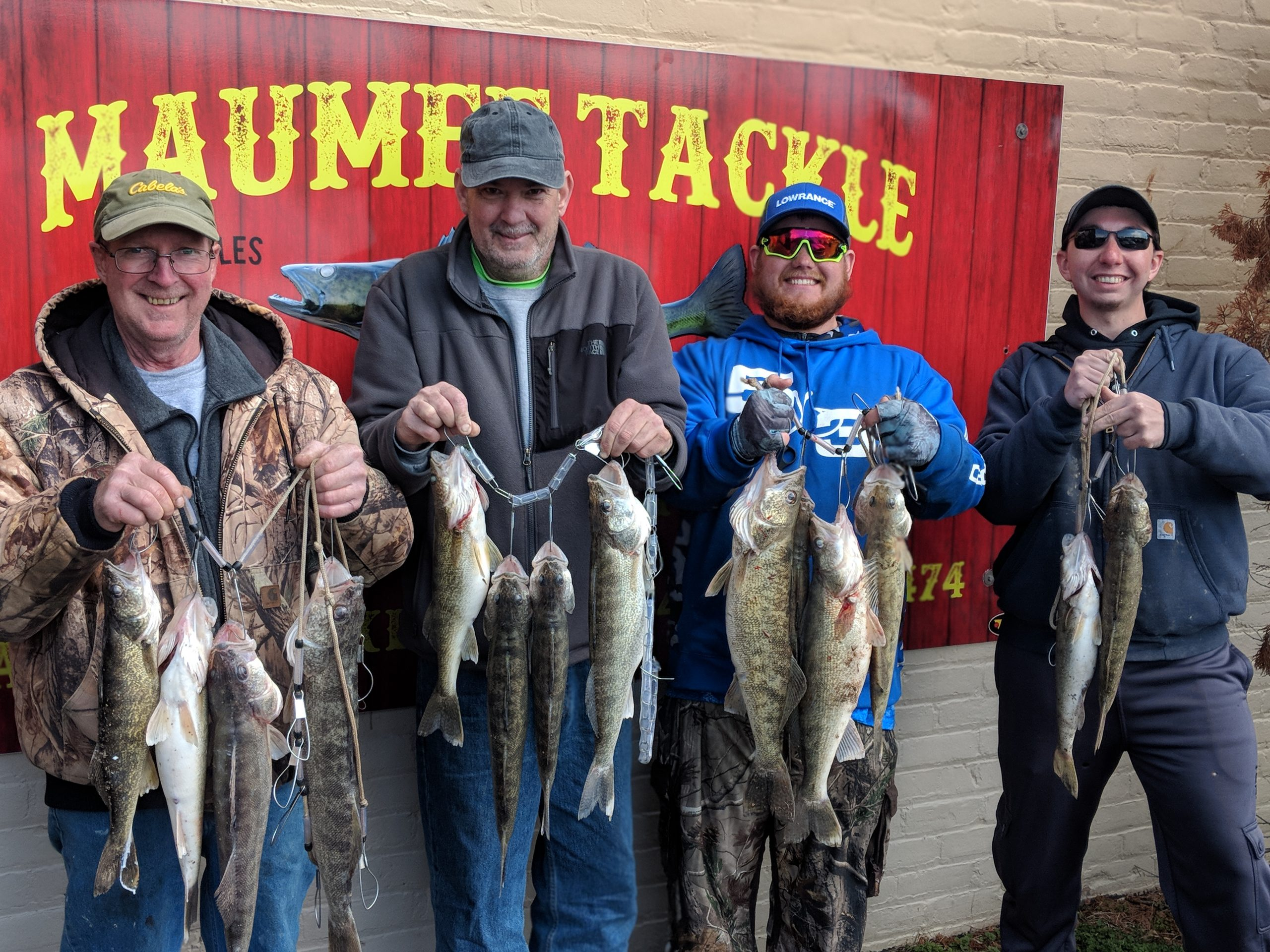 Maumee River Report-  April 3, 2019