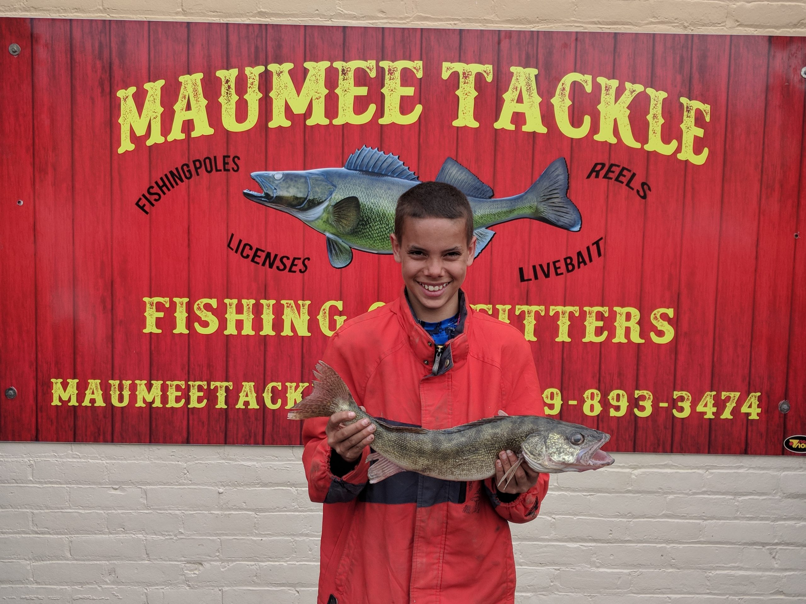 Maumee River Report-  April 8 , 2019