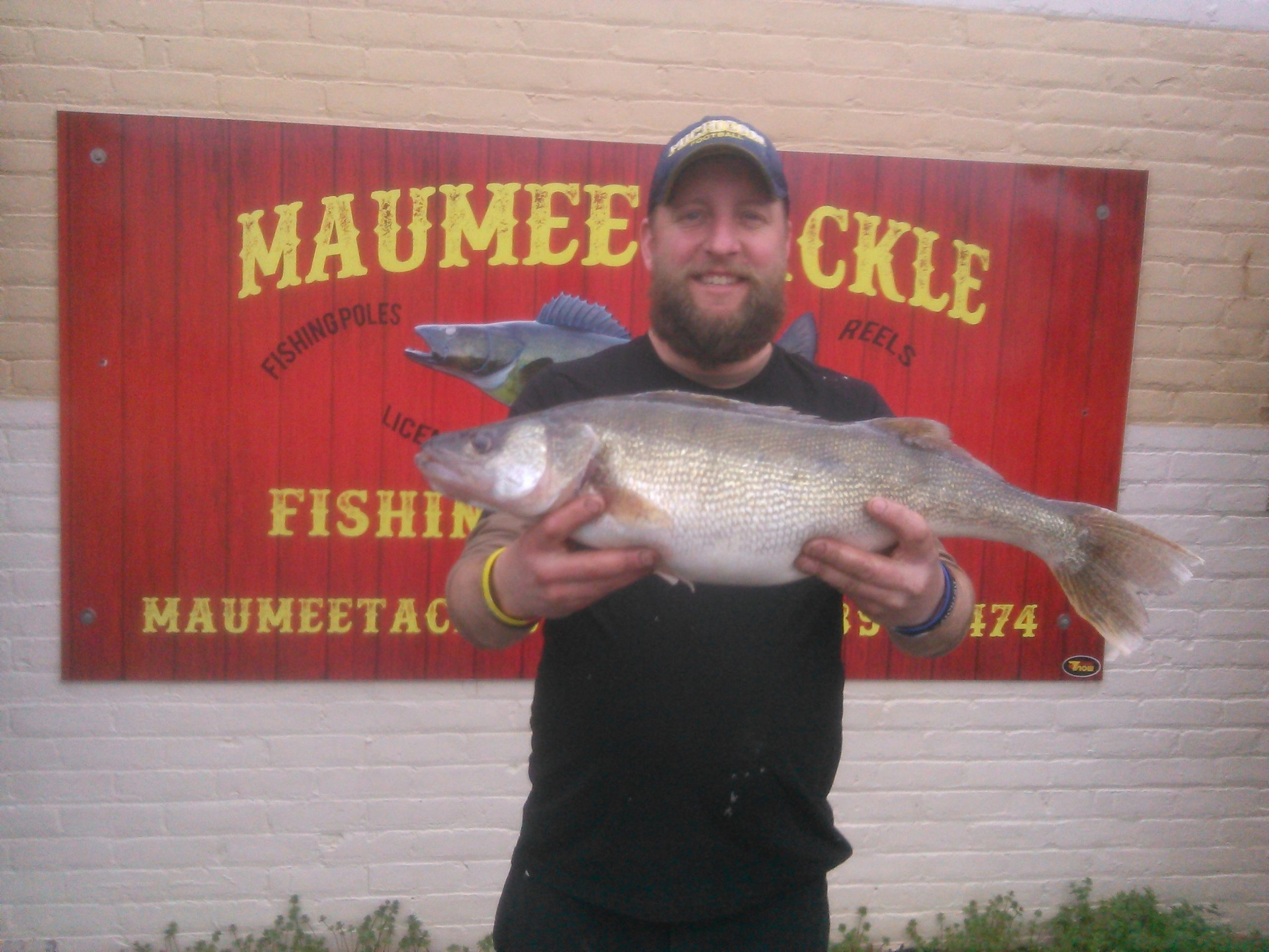 Maumee River Report- April 19, 2019