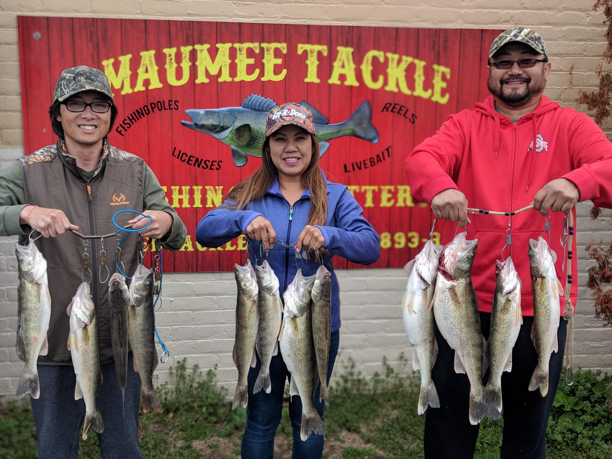 Maumee River Report- 26 April 2019