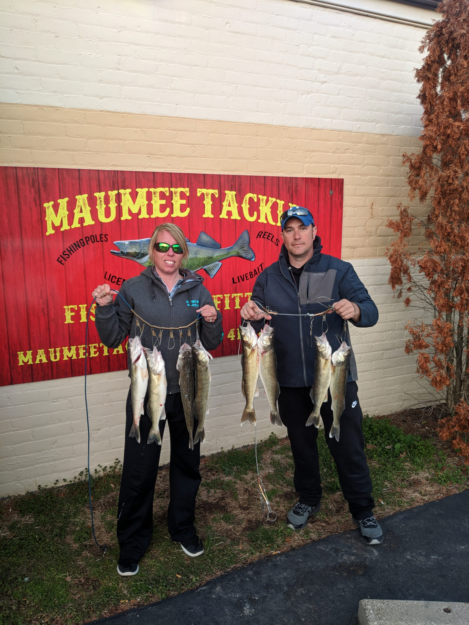 Maumee River Report- April 13, 2019