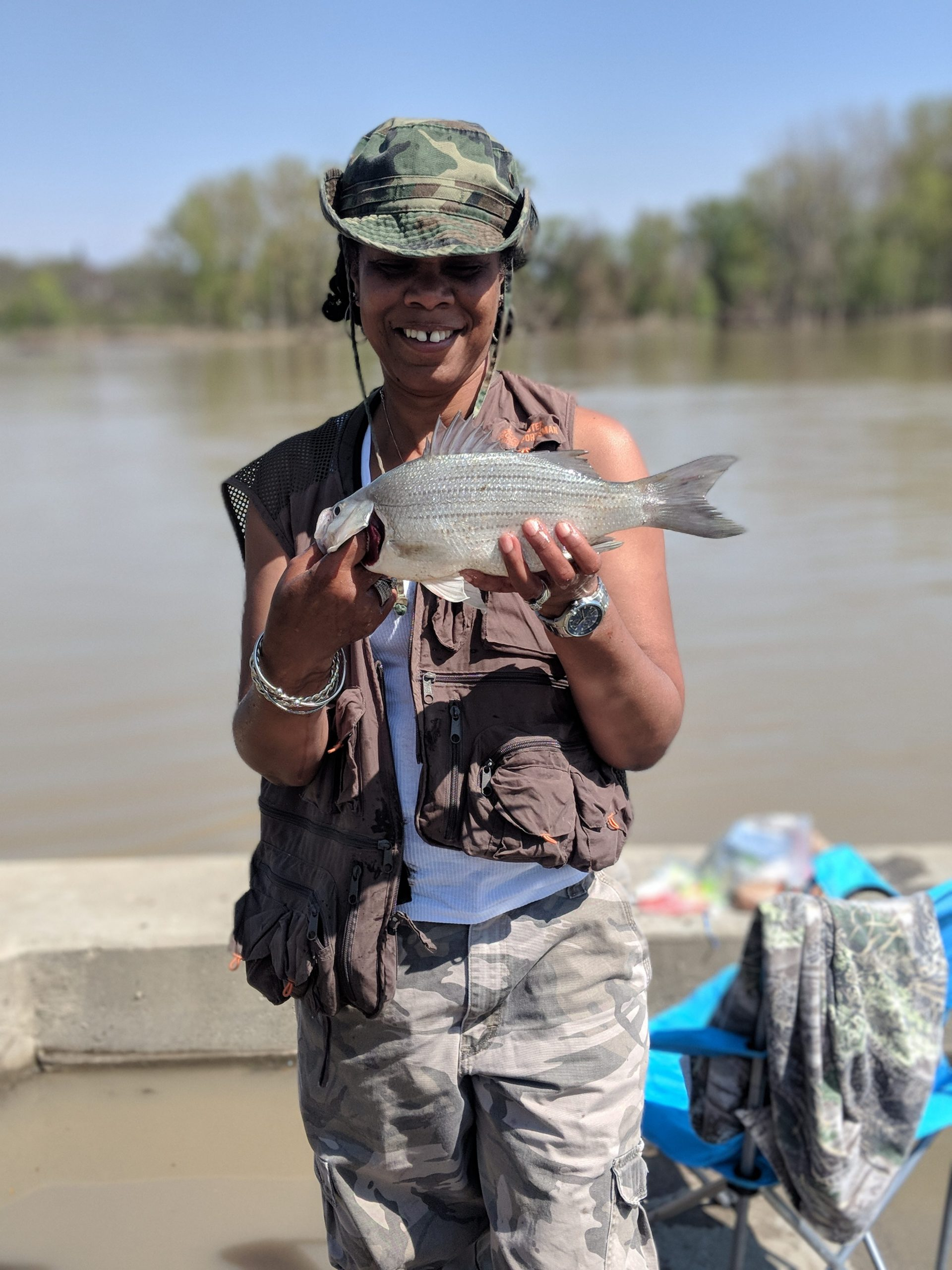 Maumee River Report- 7 May 2019
