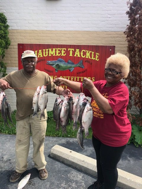 Maumee River Report- 26 May , 2019