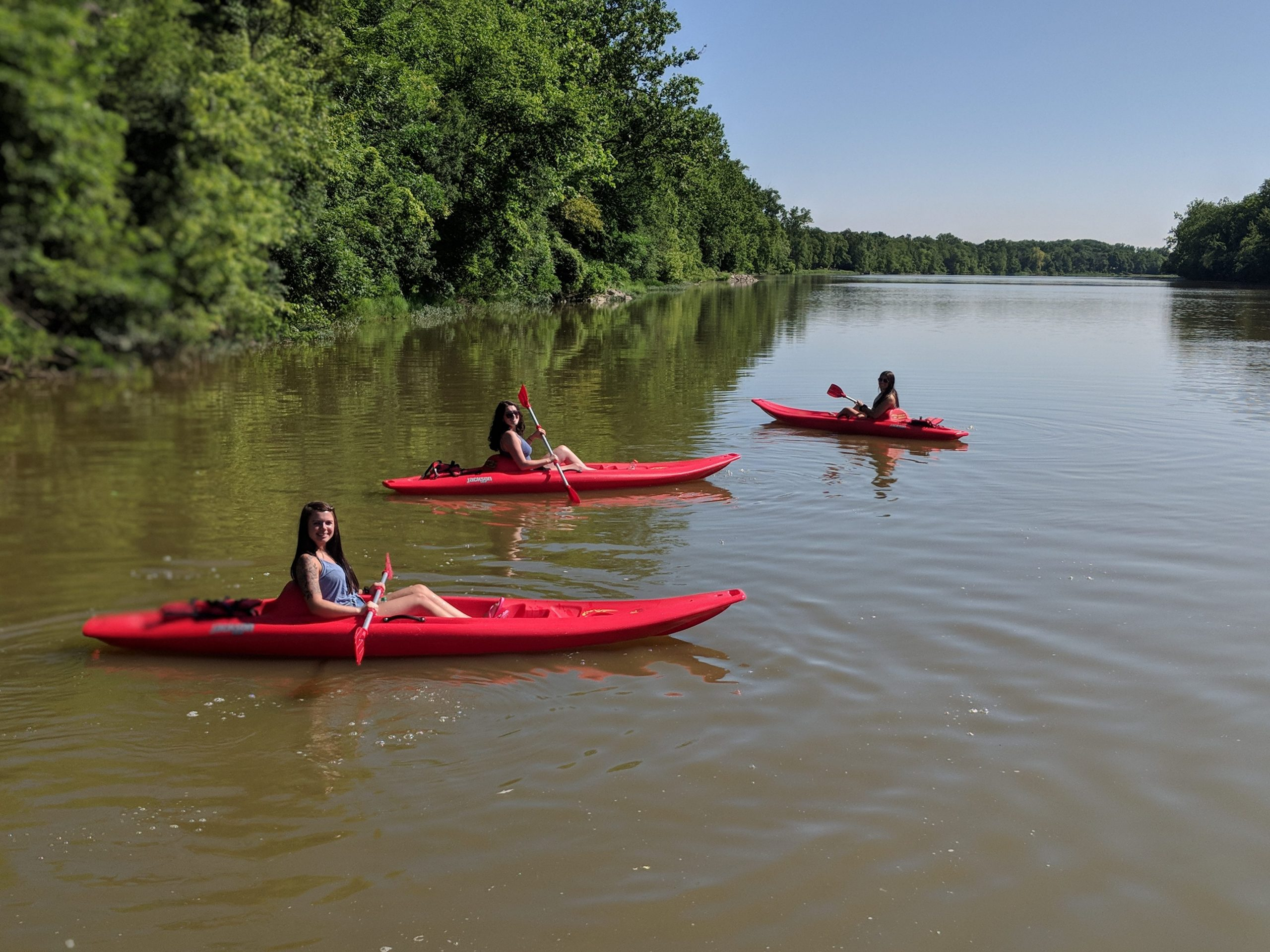 maumee river report , 6 may 2020