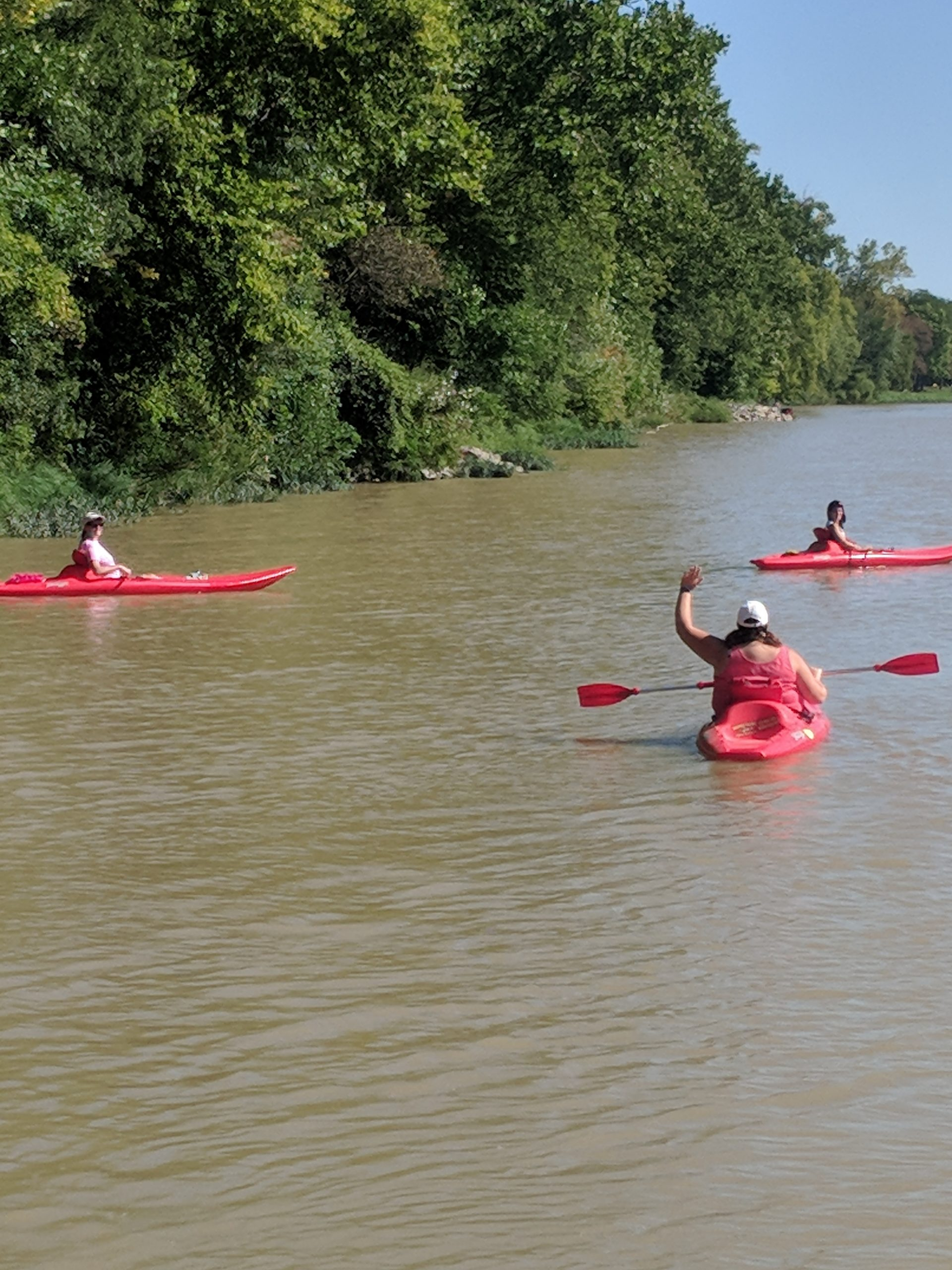 Maumee river Conditions-30 August 2019