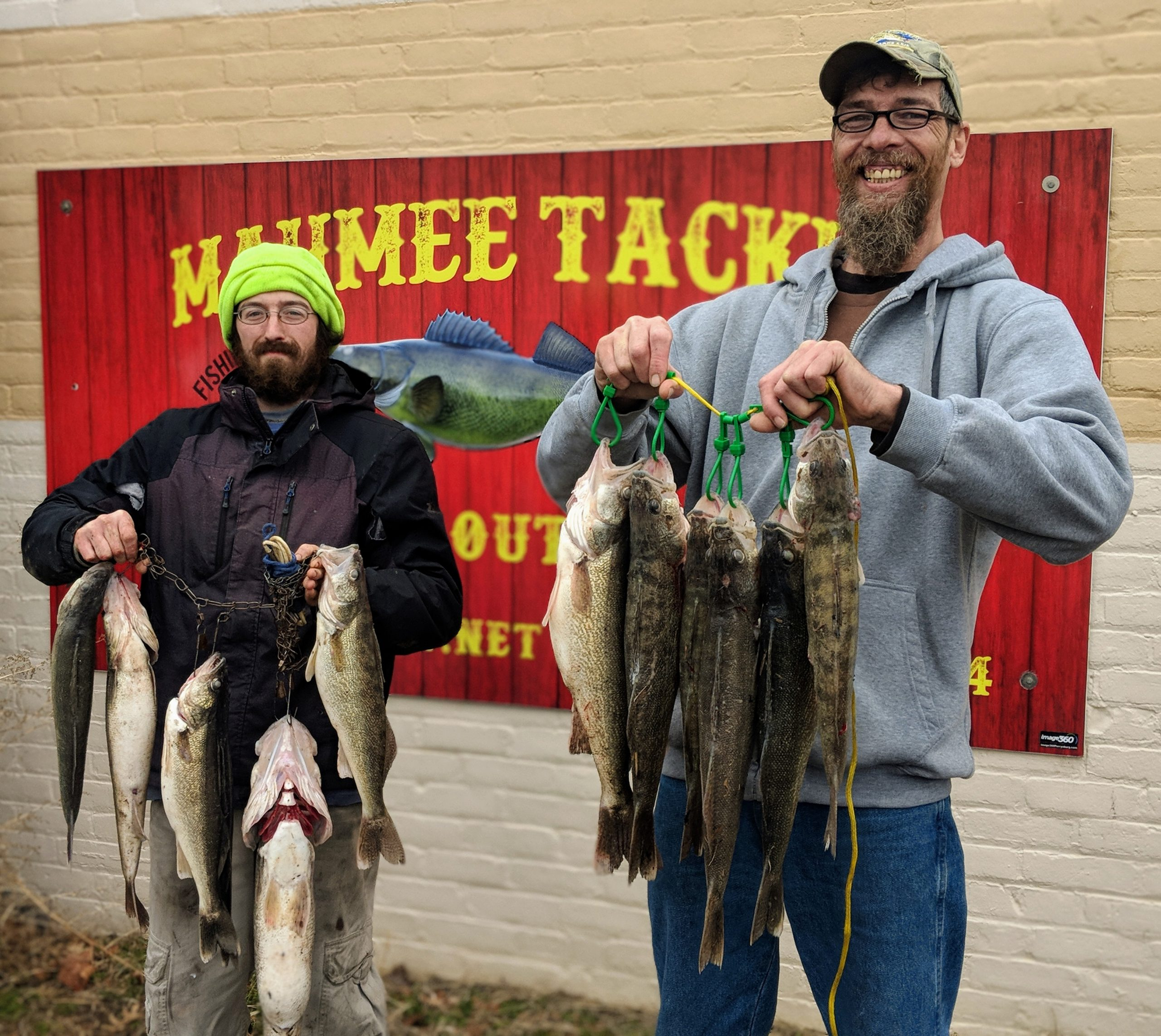 Maumee River Report  -11 march 2020