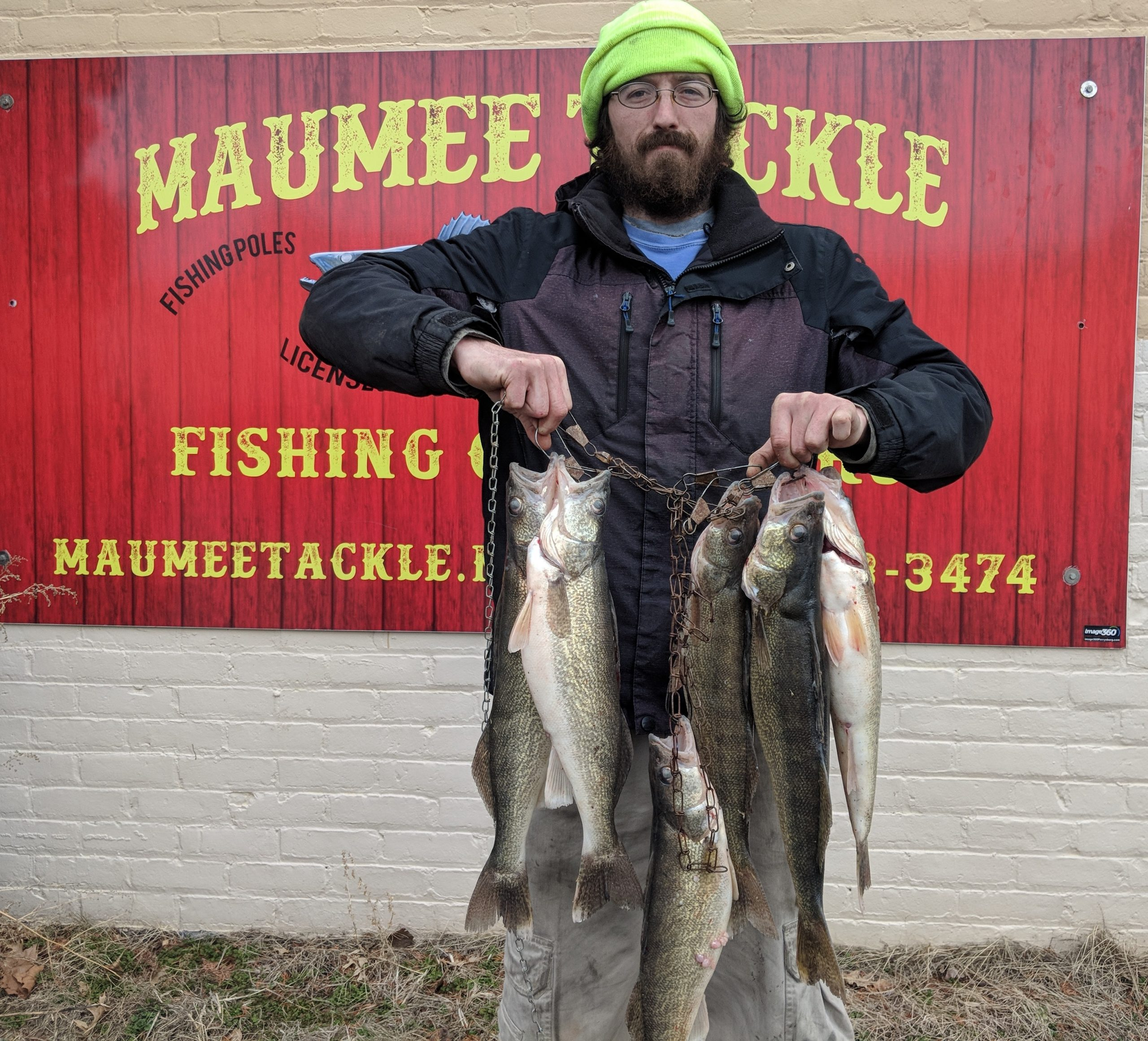 maumee river report- 10 march , 2020