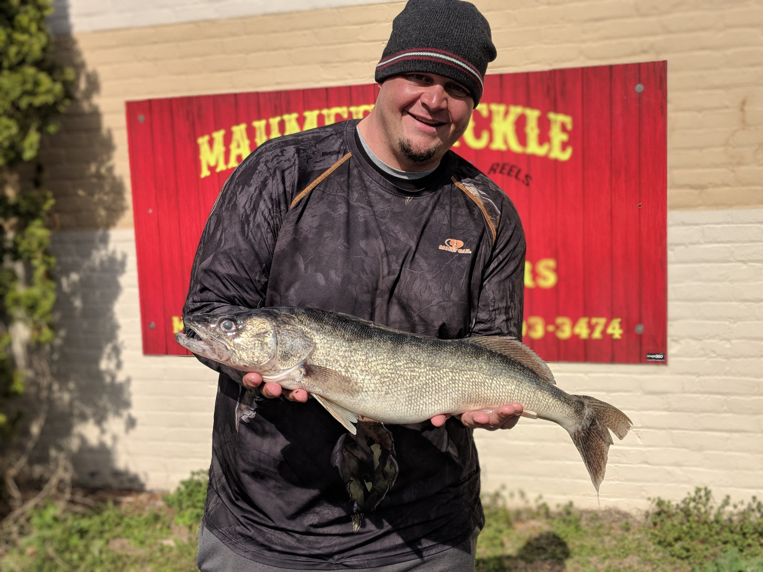 Maumee river report-19 april 2020