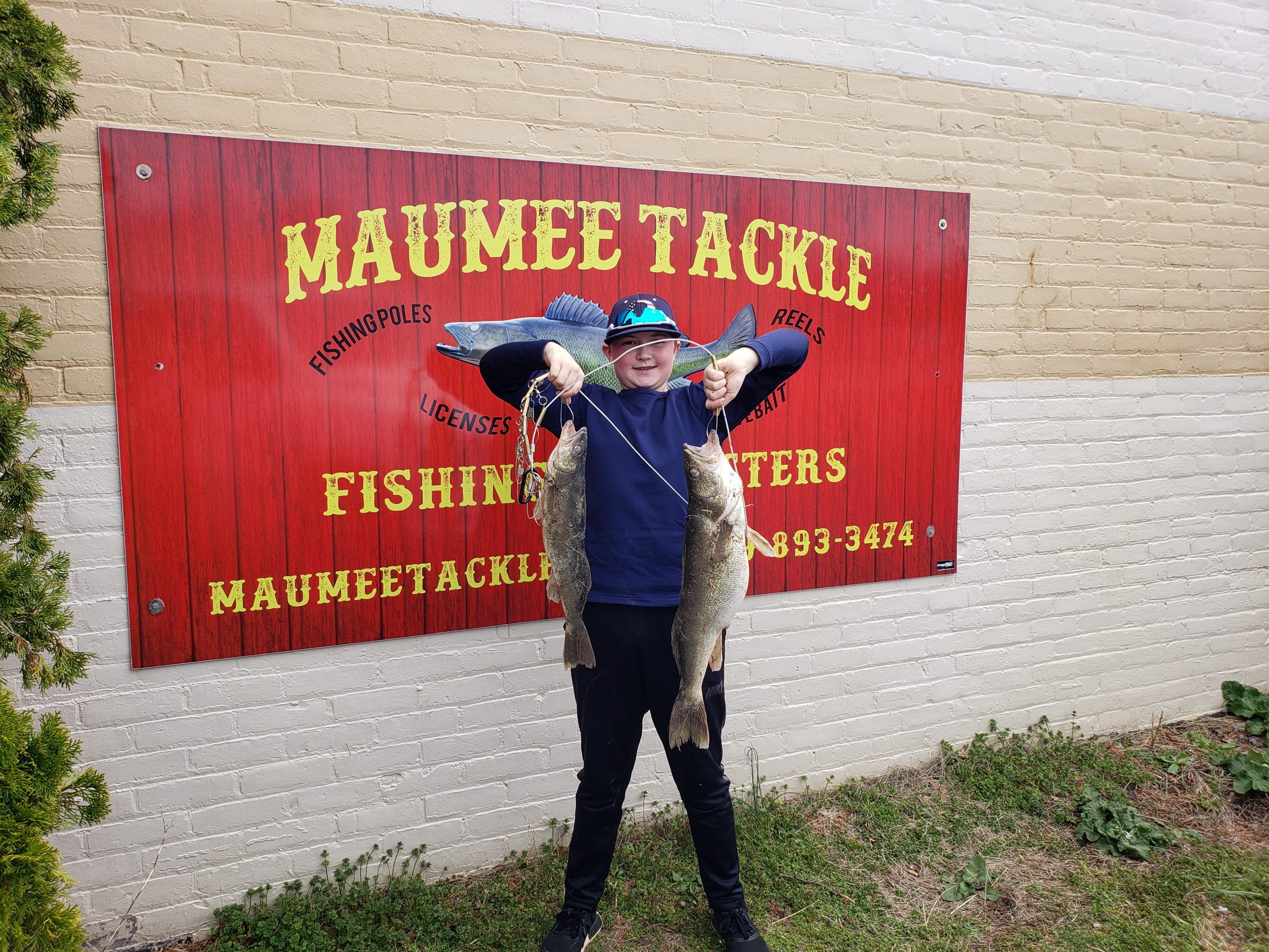 maumee river report- april 17, 2020