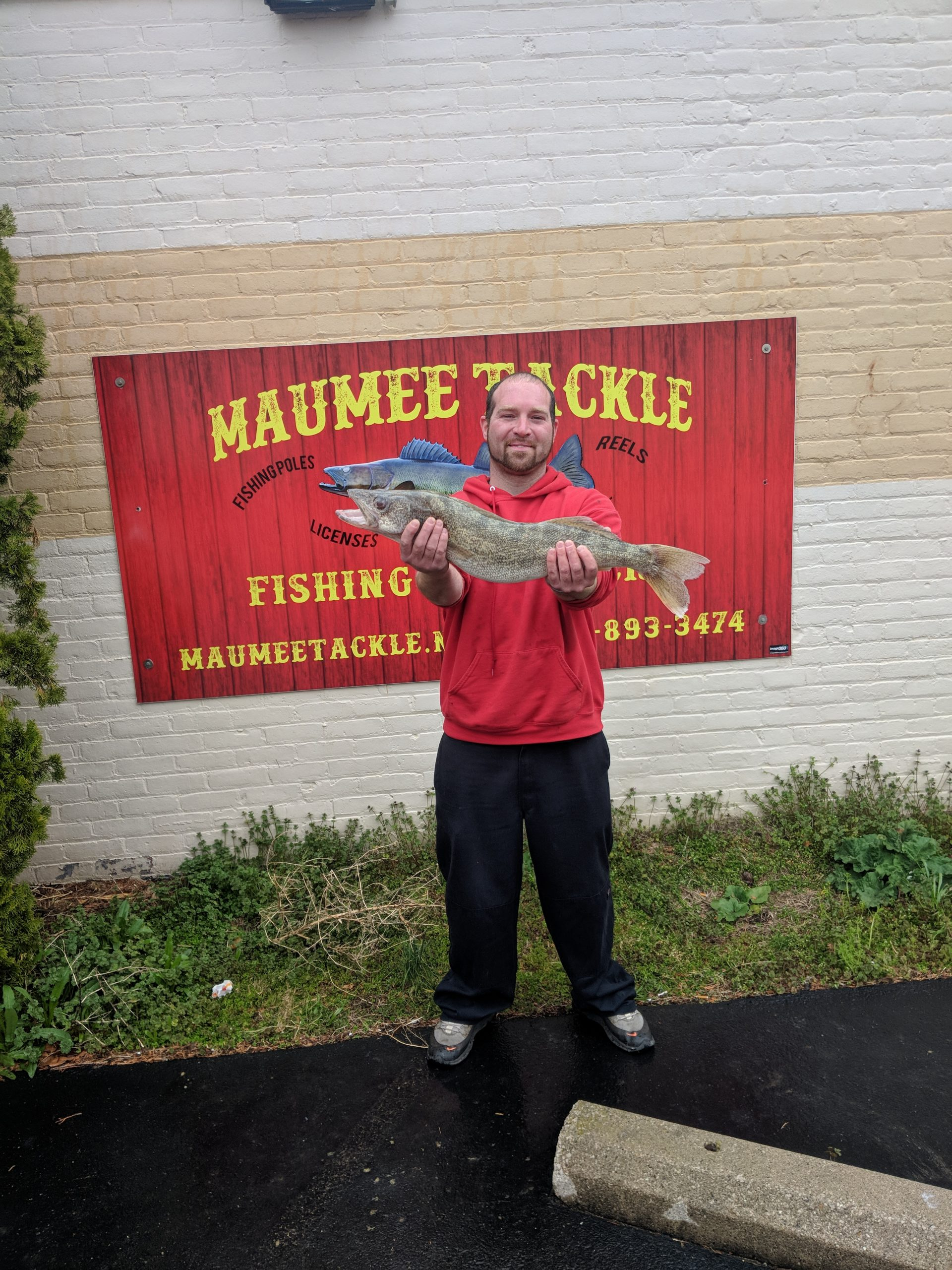 Maumee river Report- 30 April 2020
