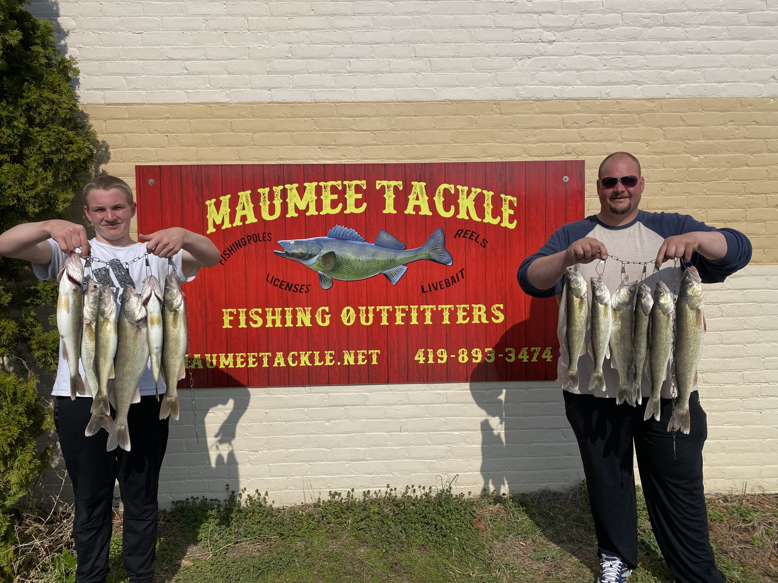 Maumee River Conditions- 9 april 2020