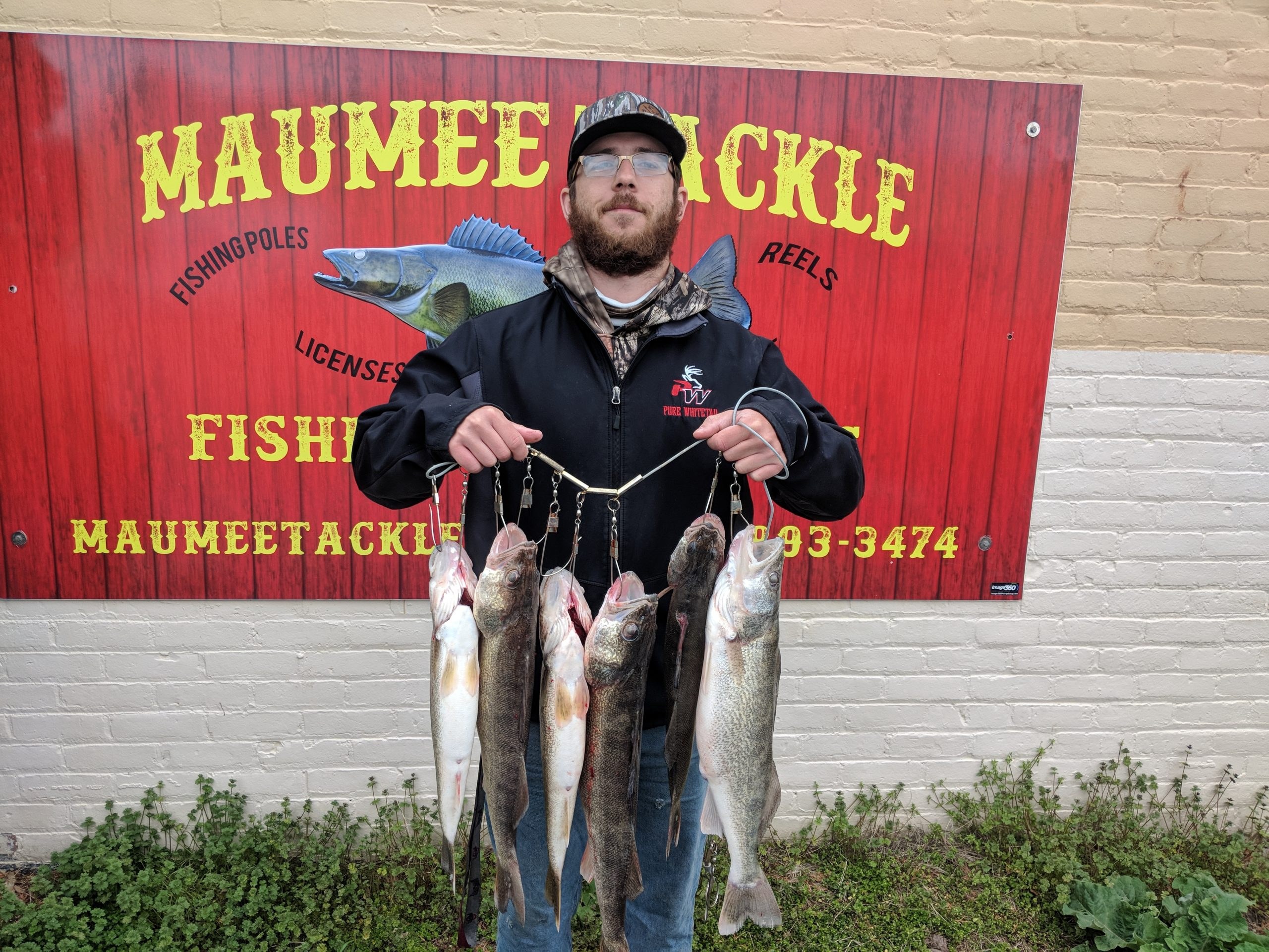 Maumee river Report- 1 may 2020