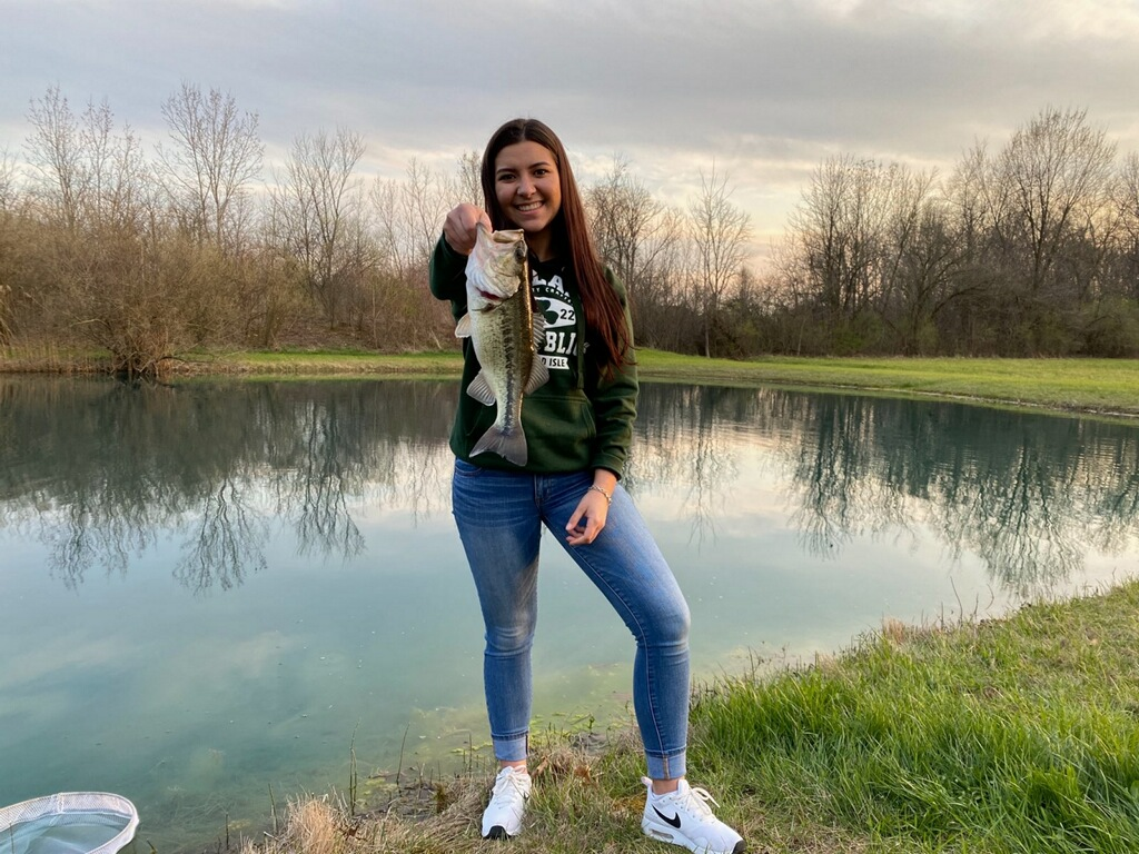 Maumee River Report-12 april , 2020- Happy easter