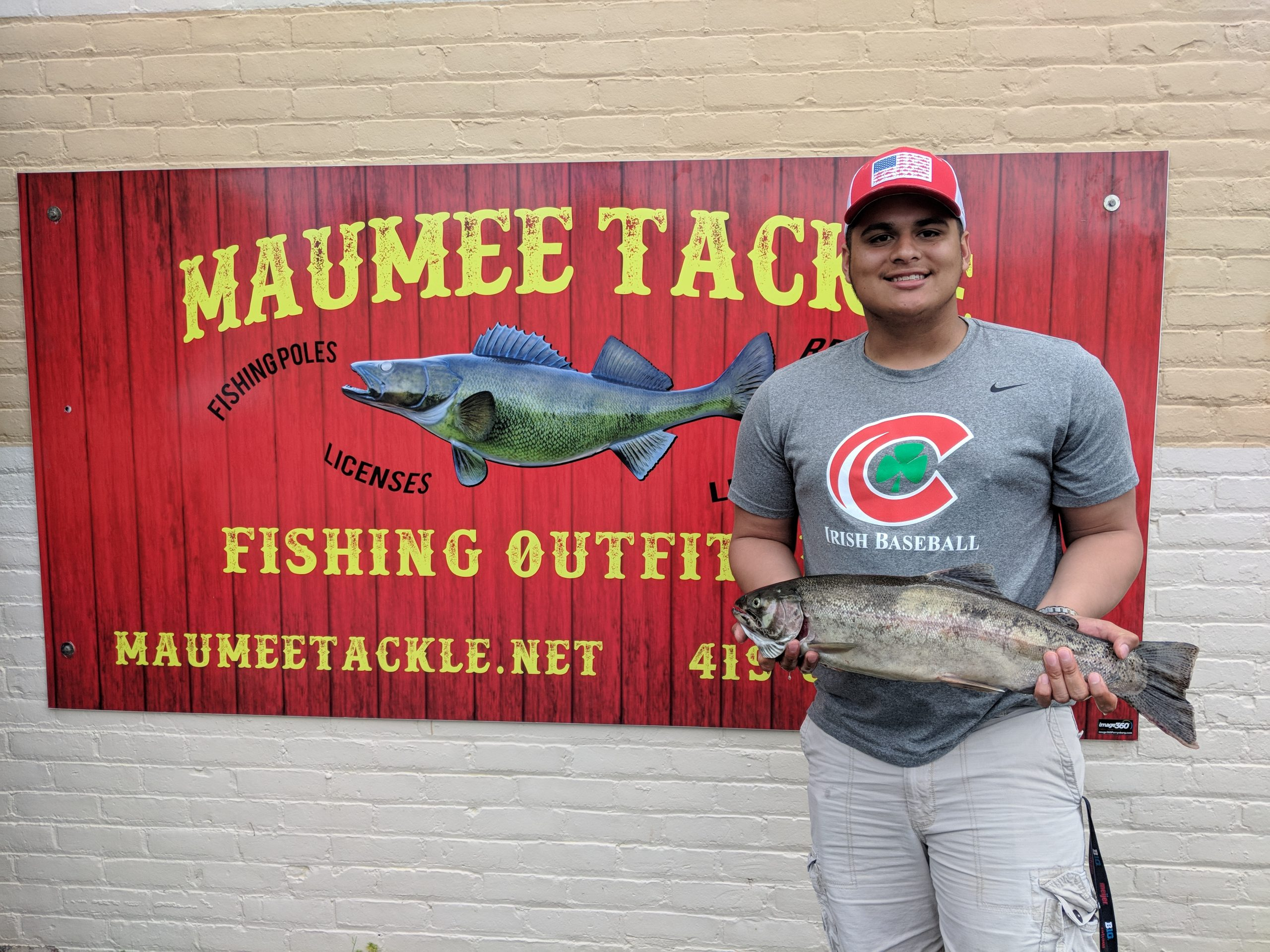 Maumee River Report ,31 may 2020
