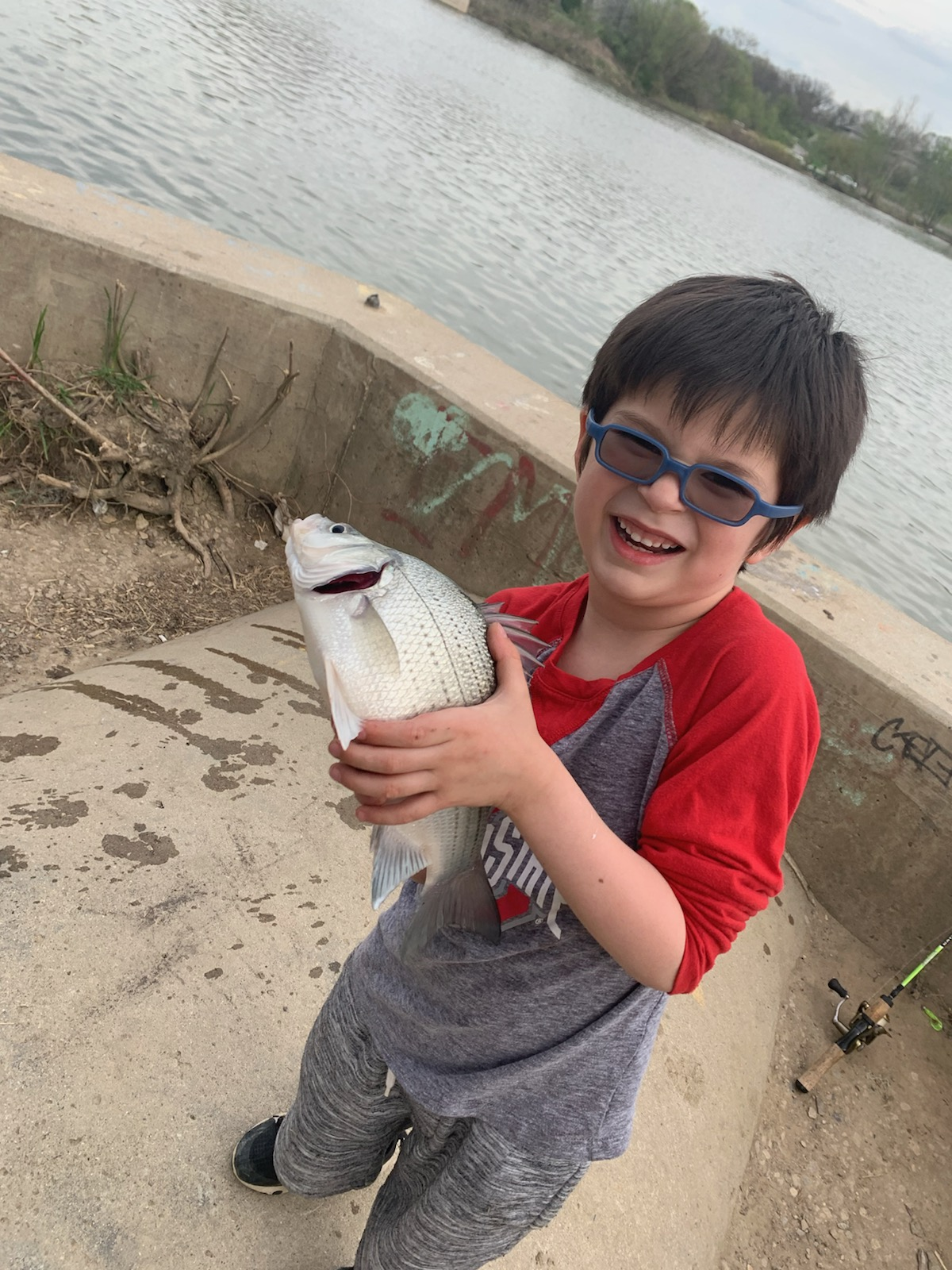 Maumee River Report 3 may 2020- Open every day