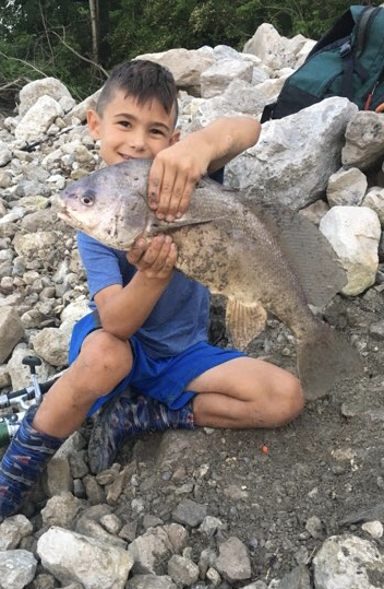 Maumee River report- June 7, 2020
