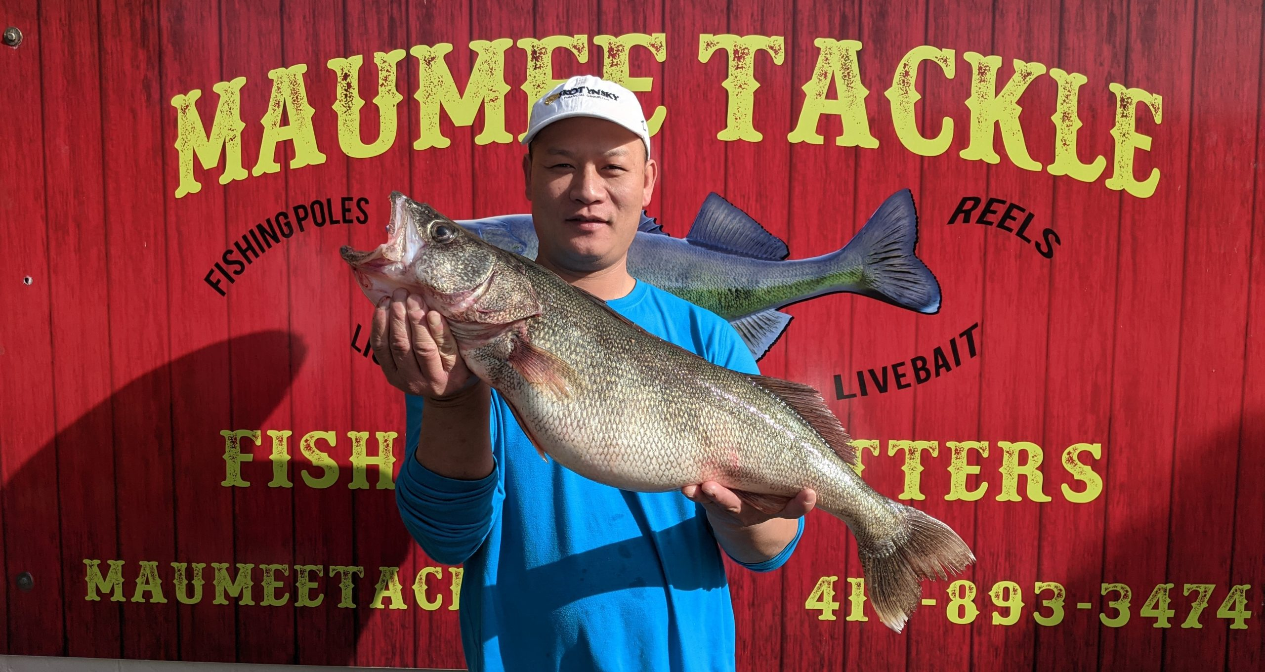 Maumee river report-  Nov 19 2020