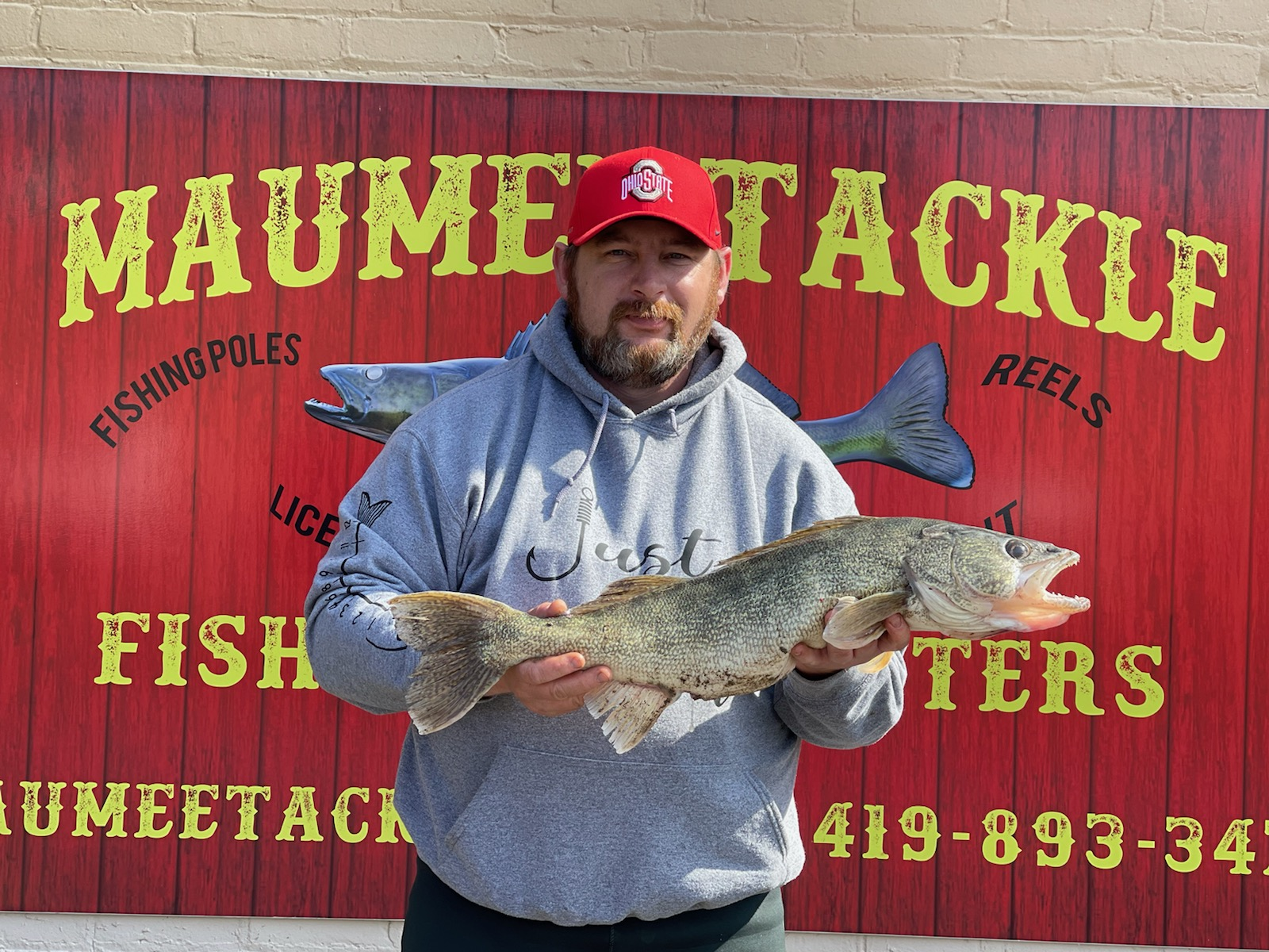 maumee river report – 18 march 2021