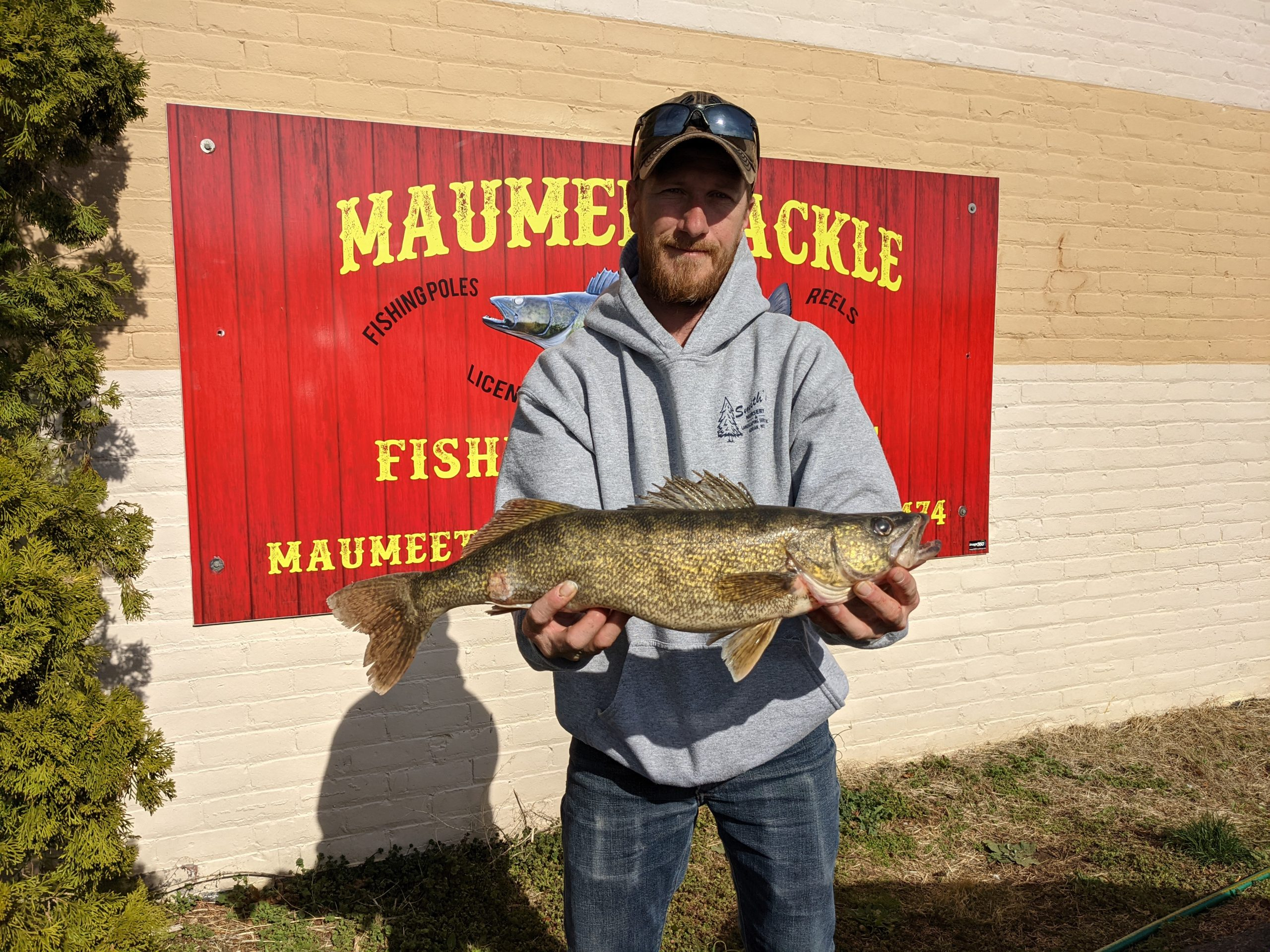 MAUMEE RIVER REPORT- 31 MARCH 2021