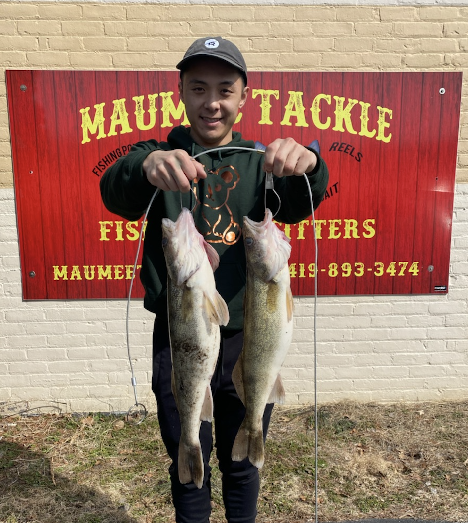 MAUMEE RIVER REPORT 12 MARCH , 2021
