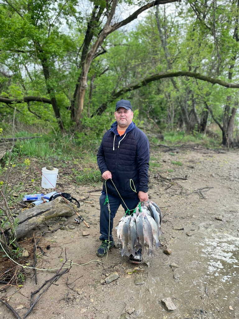 Maumee river report.  30 April 2021