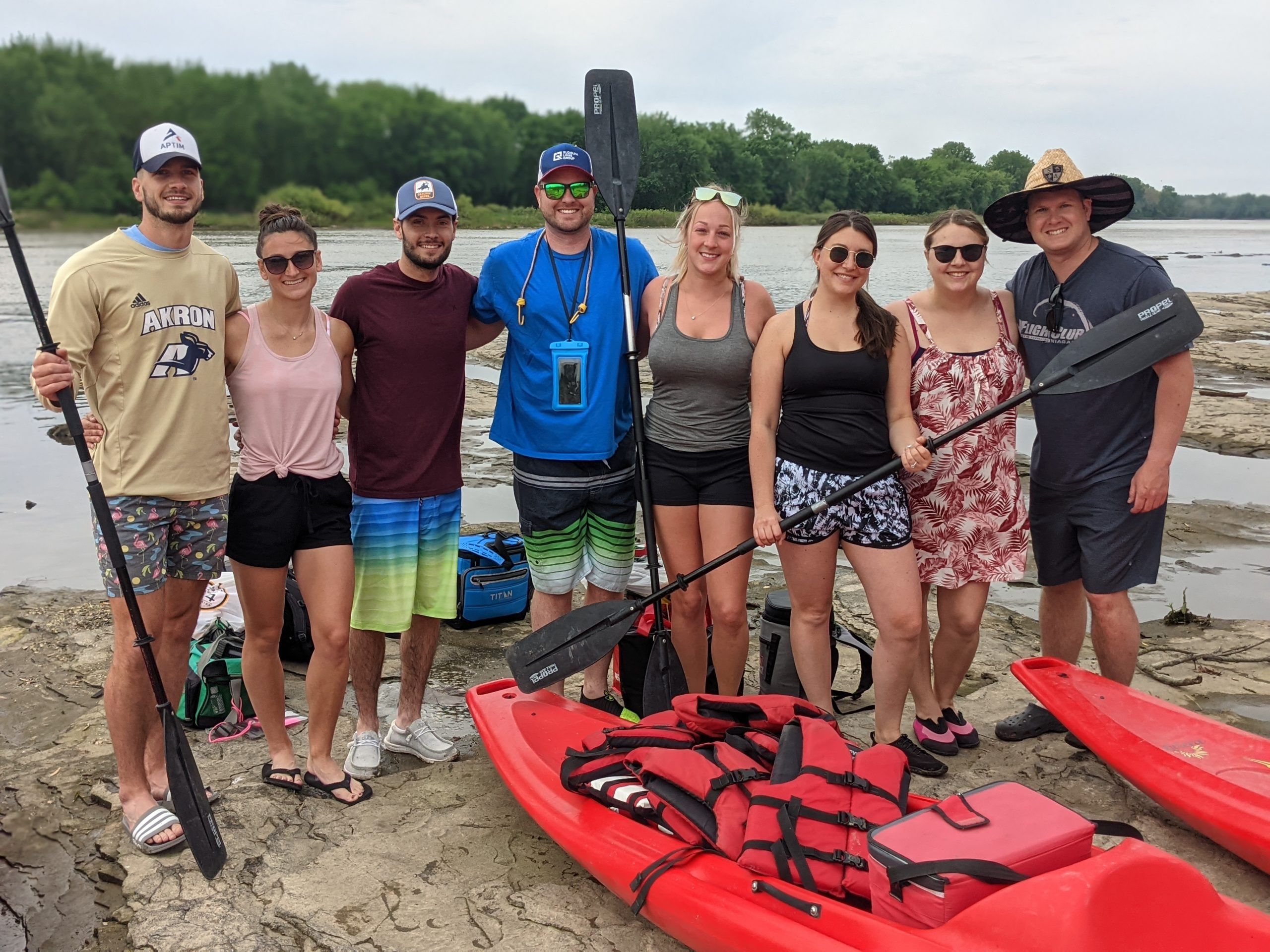 Maumee River report-Kayak the Maumee!