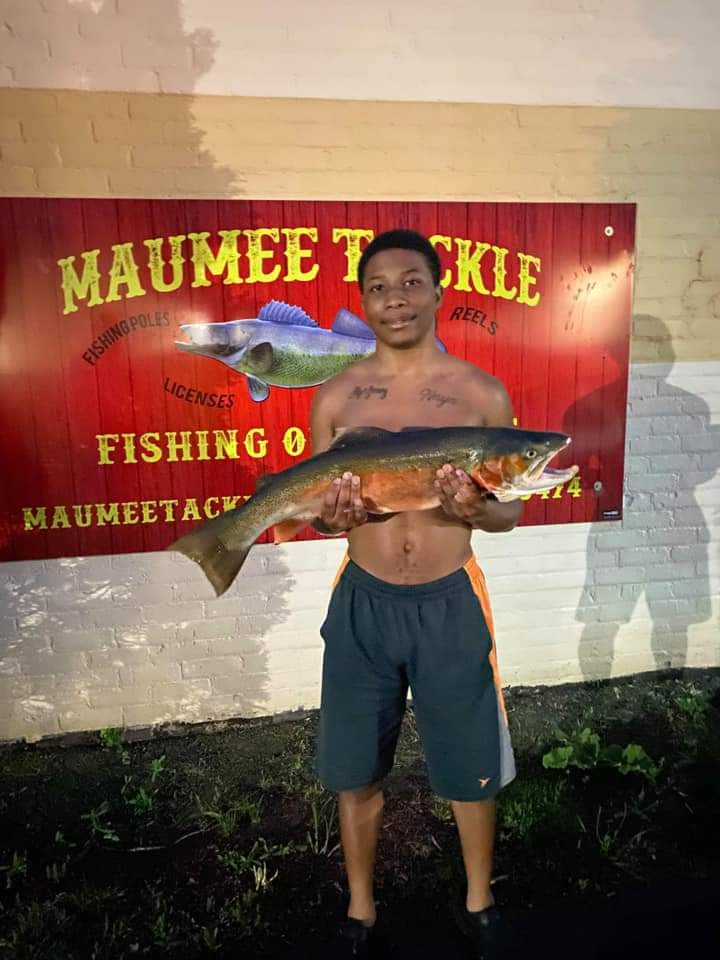 Maumee River Report- 7 June 2021-