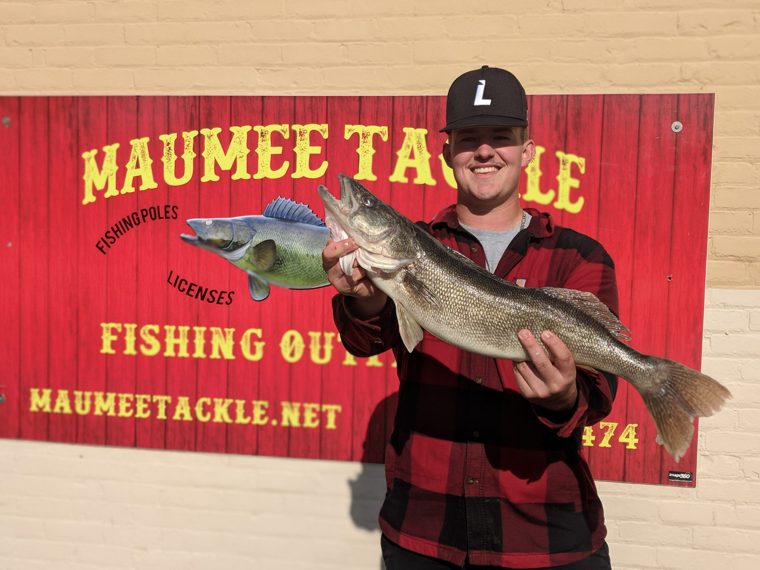 Maumee river report.18 March 2020