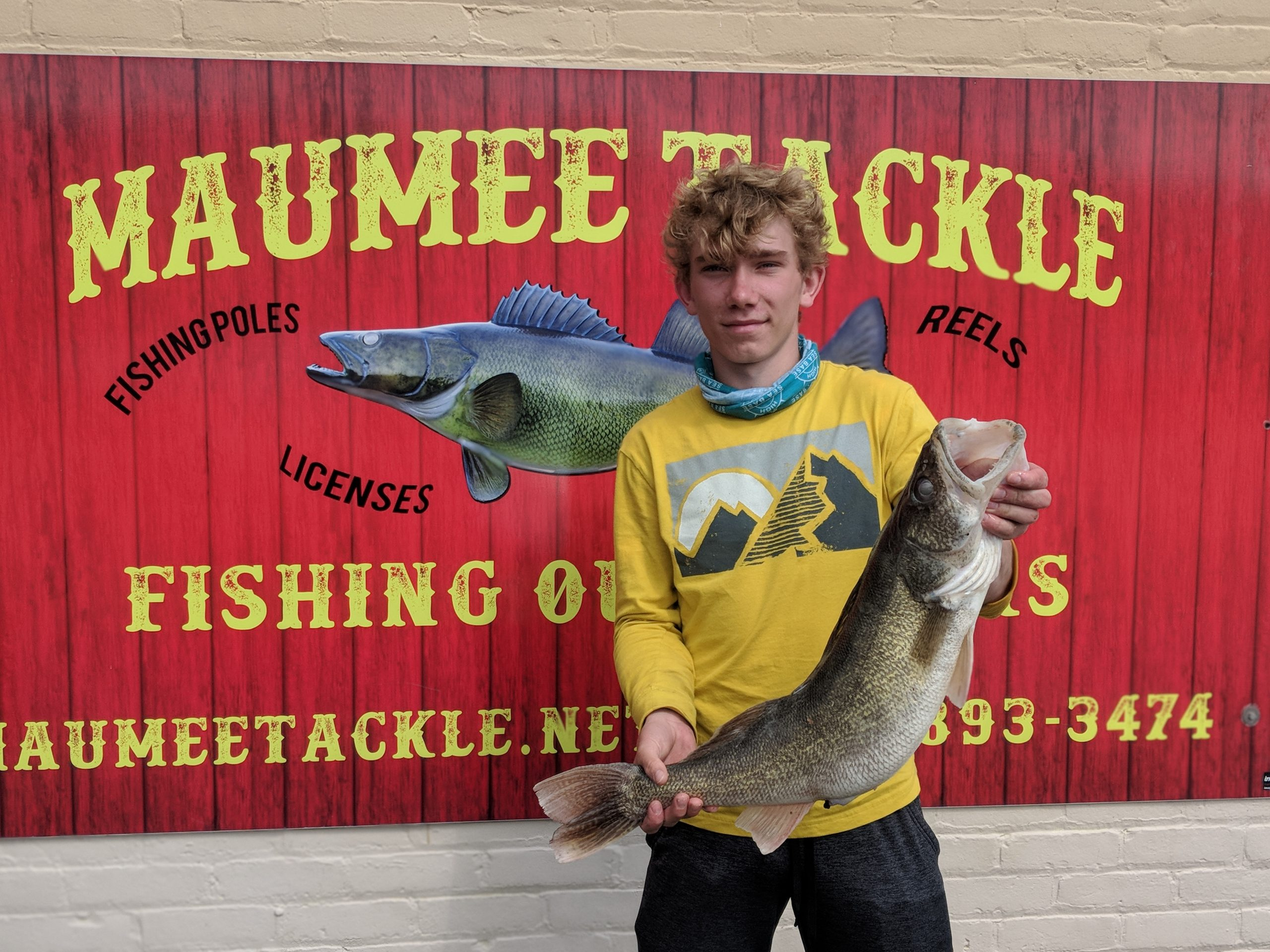 Maumee River report- 8 april 2020