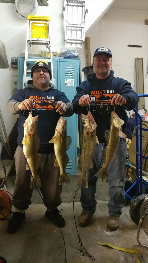 Maumee River Report- March 5th 2018- Big Jack Contest Starts Today