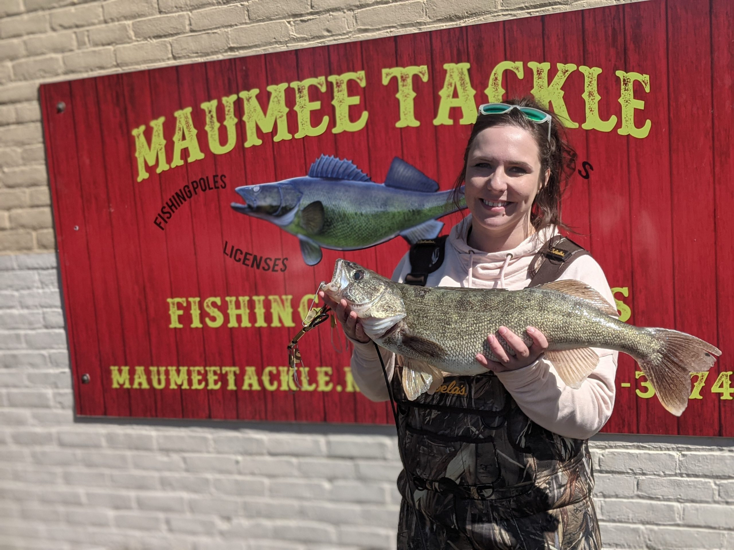 MAUMEE RIVER REPORT- 21 MARCH 21