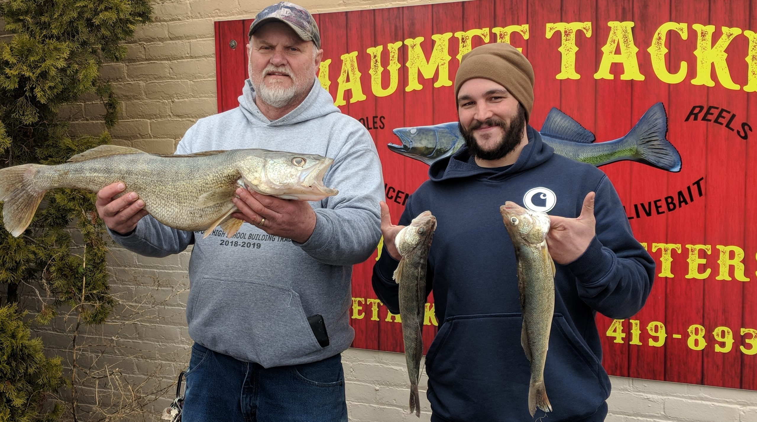 Maumee River Report – 22 March , 2020- Today is going to be Better!