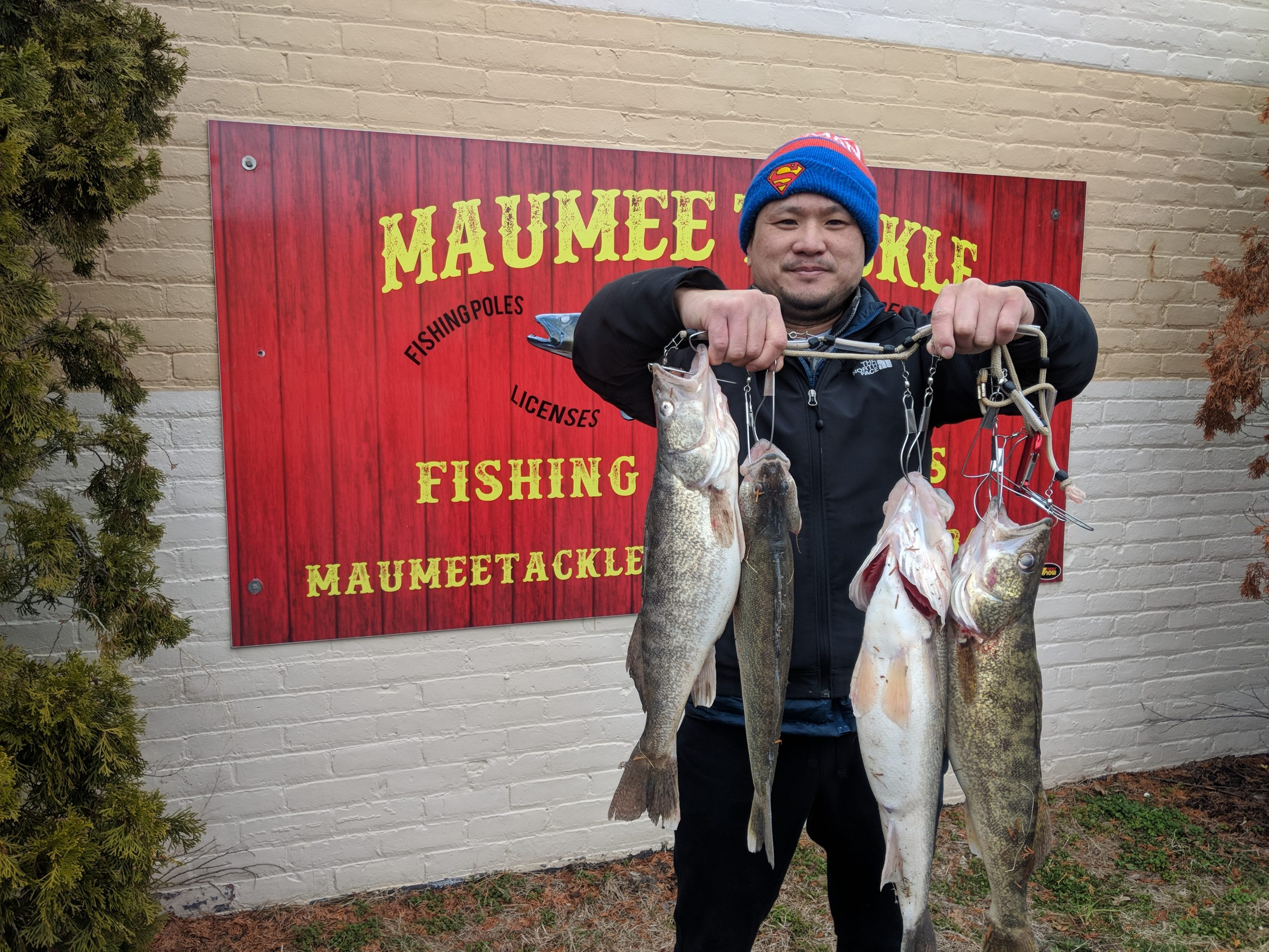 Maumee River Report- 22 March 2019