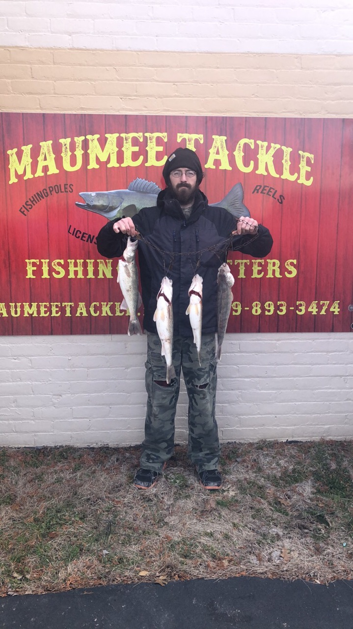 Maumee River Report- 23 March, 2019