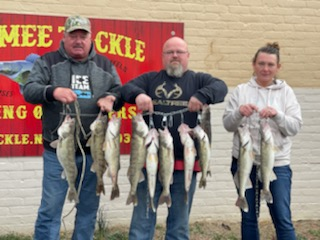 Maumee River Report-27 march 2021