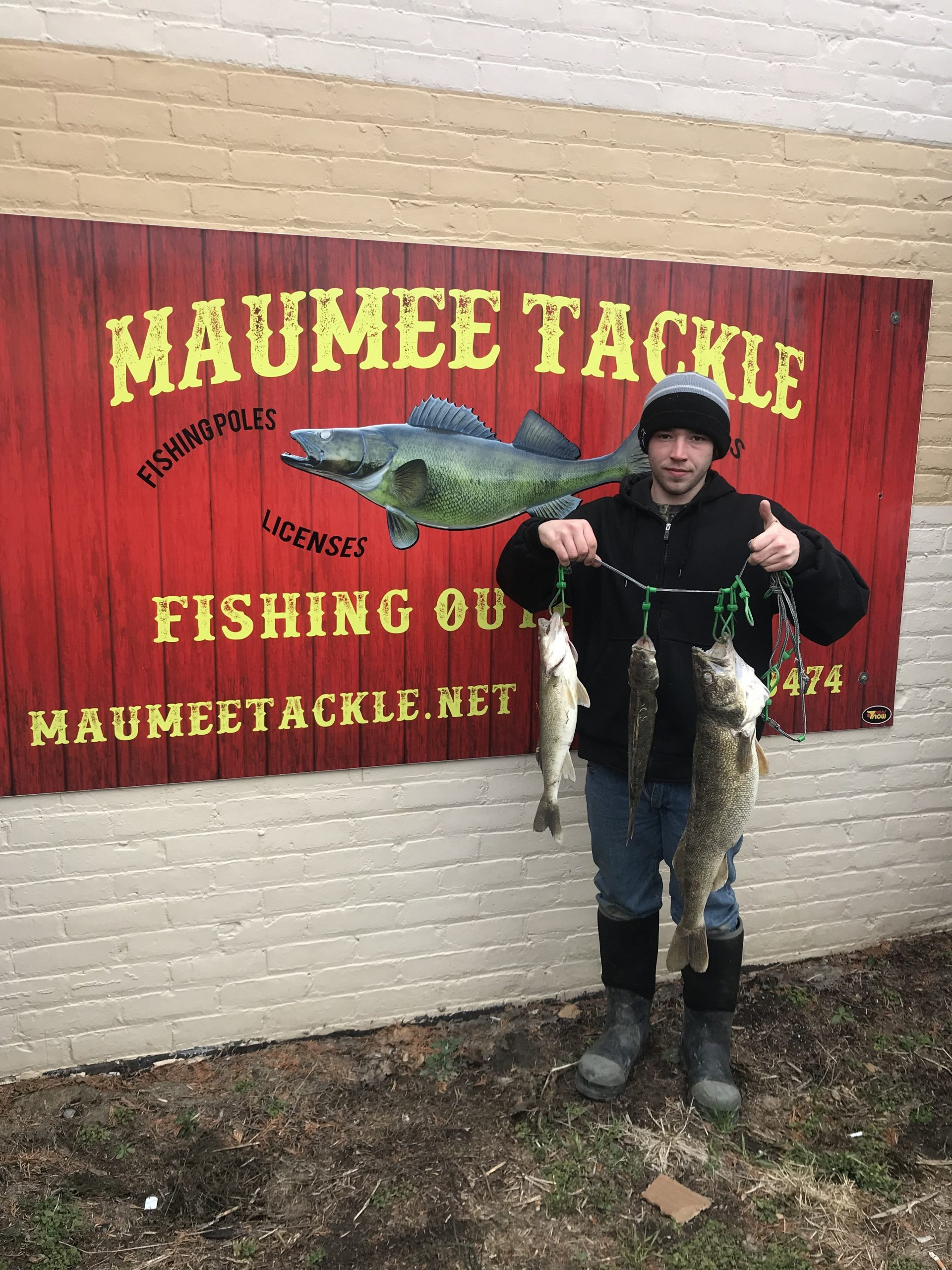 Maumee River Report-2 April 2018