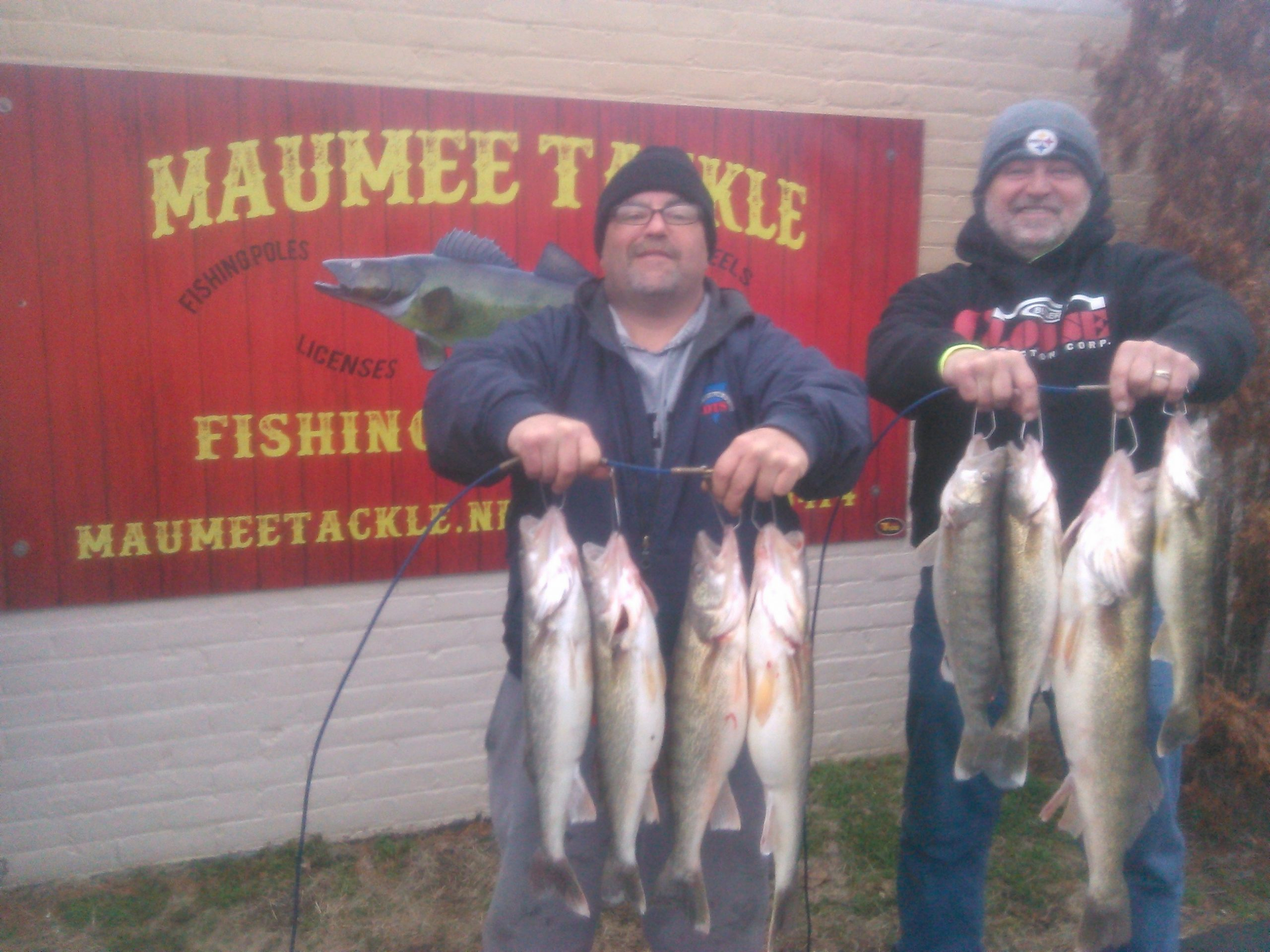 Maumee River Report- 5 April 2019
