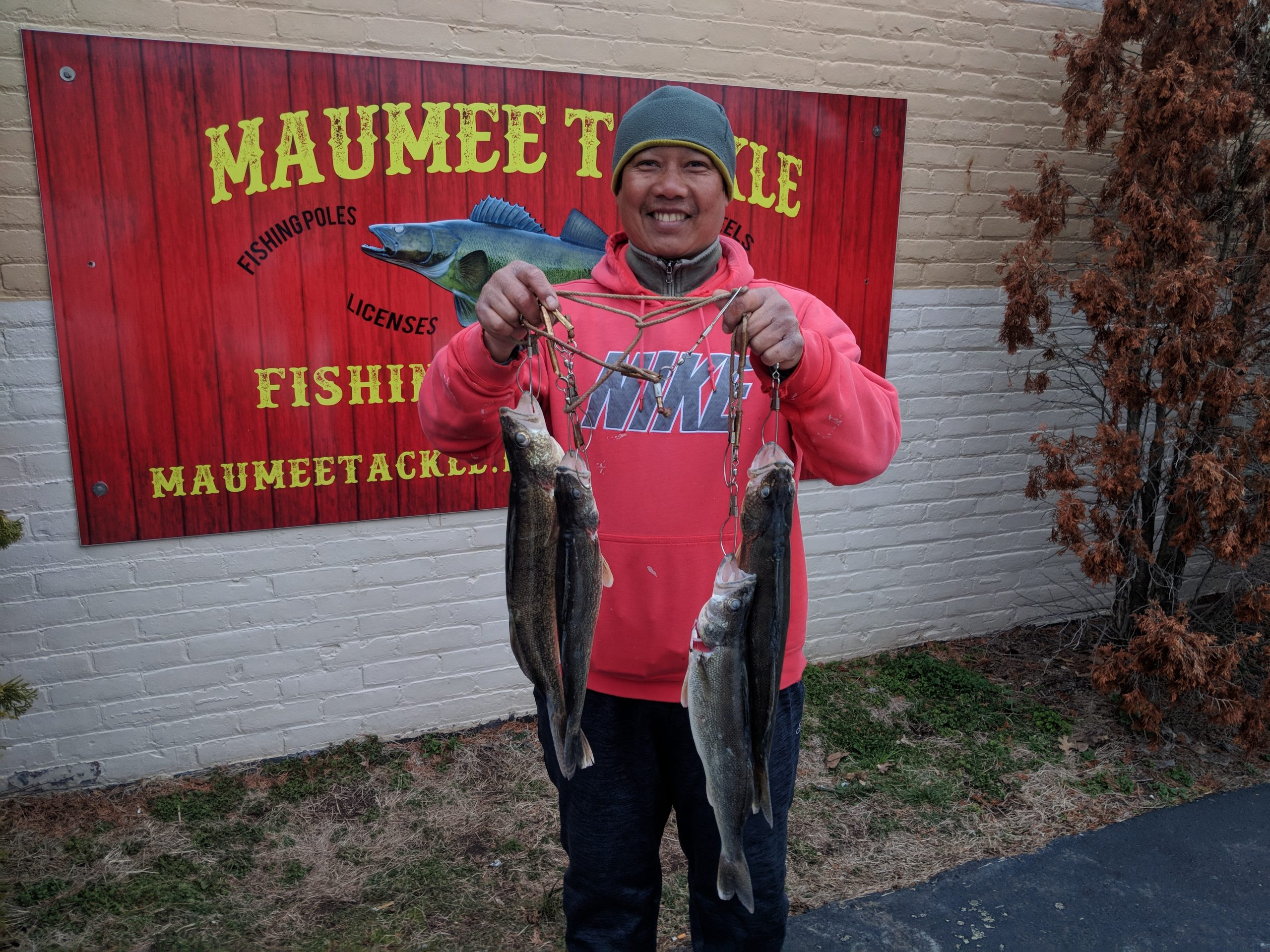 Maumee River Report- April 6 2019