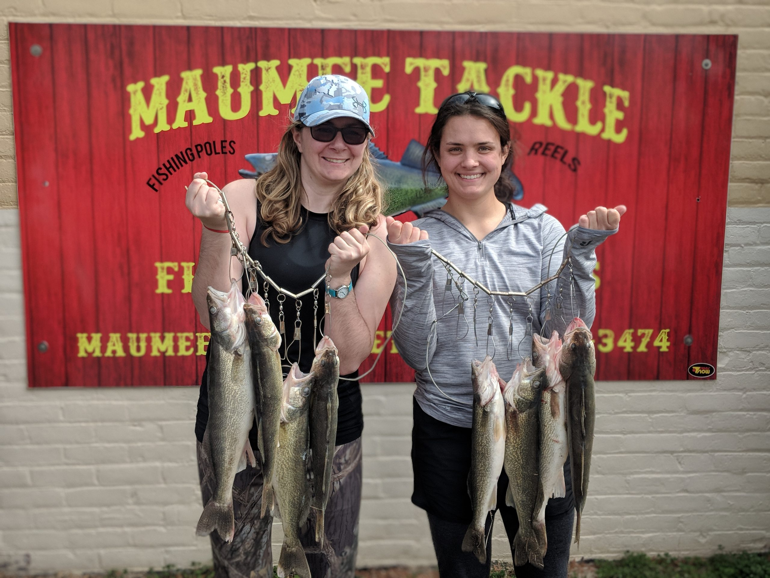 Maumee River Report- April 9, 2019