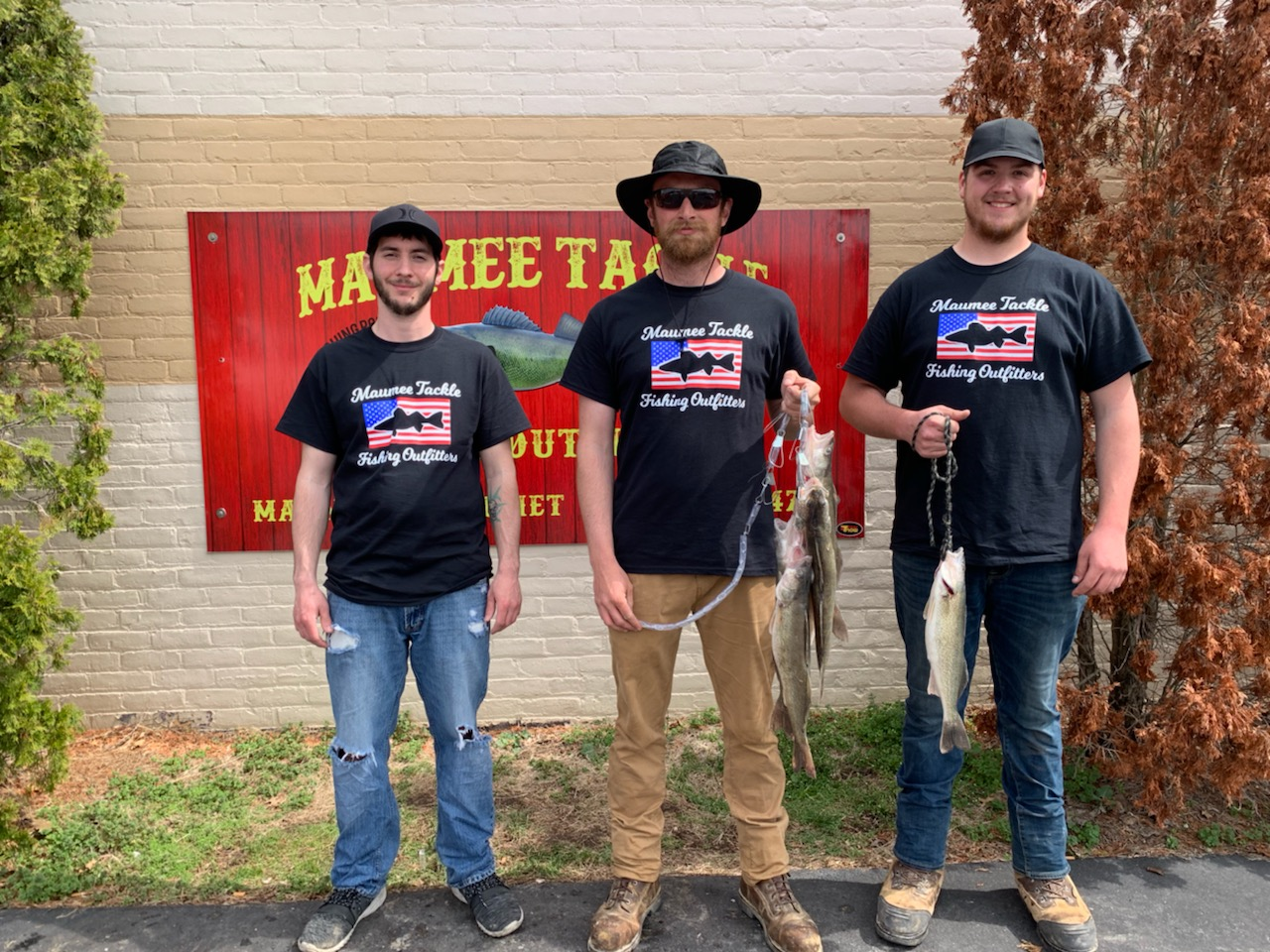 Maumee River Report – April 10 , 2019