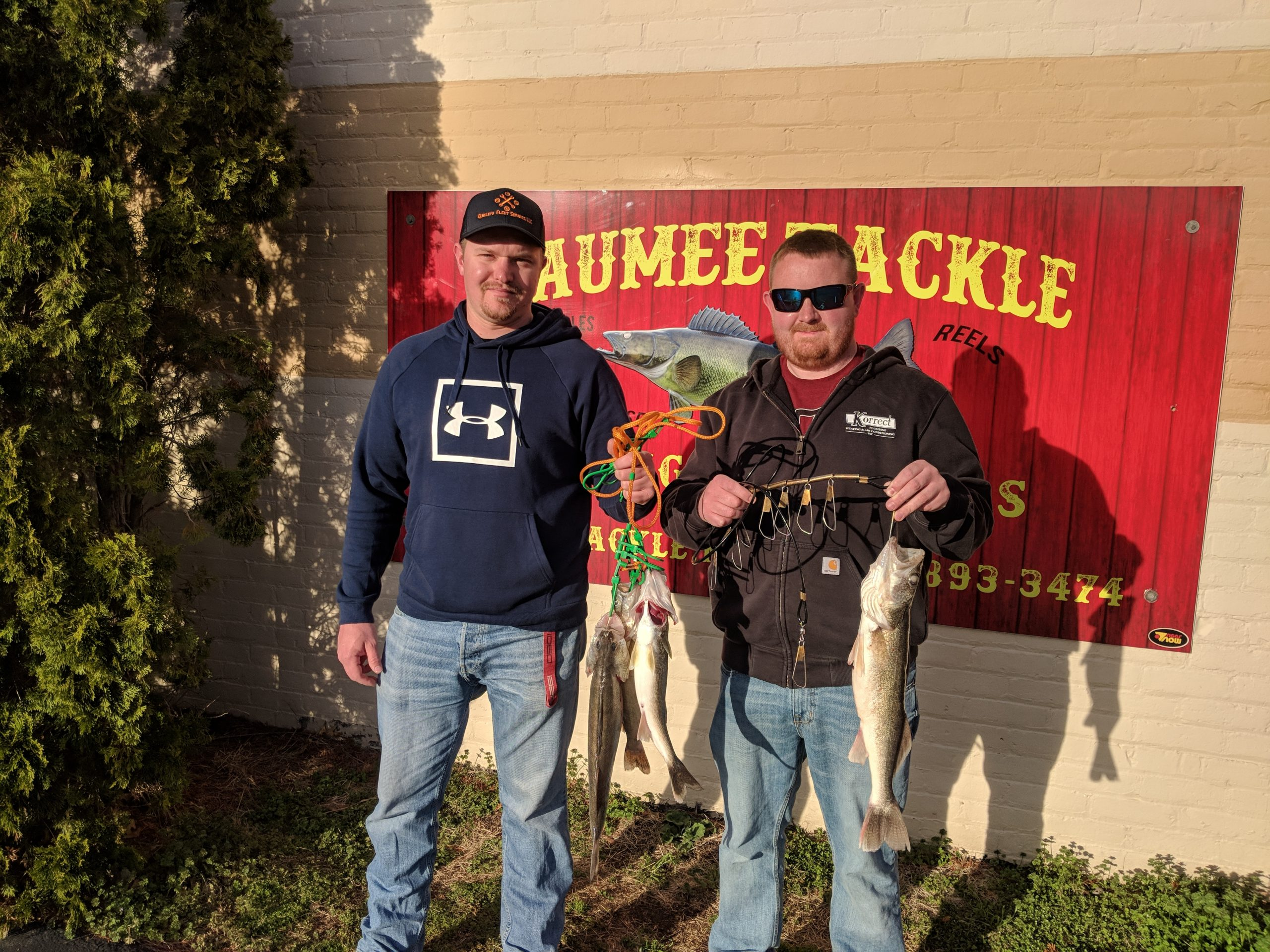 Maumee River Report- April 15, 2019