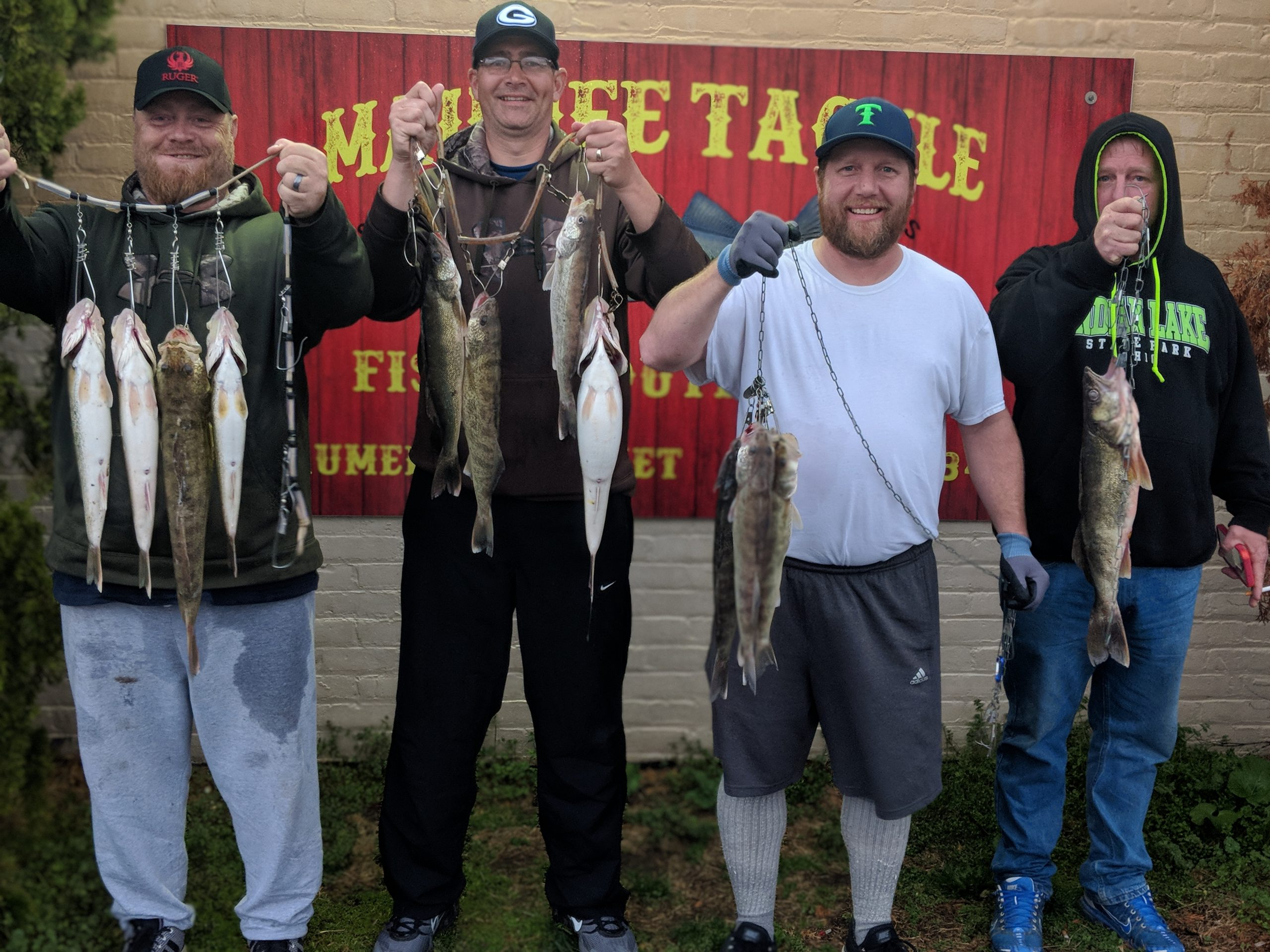 Maumee River Report- April 20, 2019  Tournament Day
