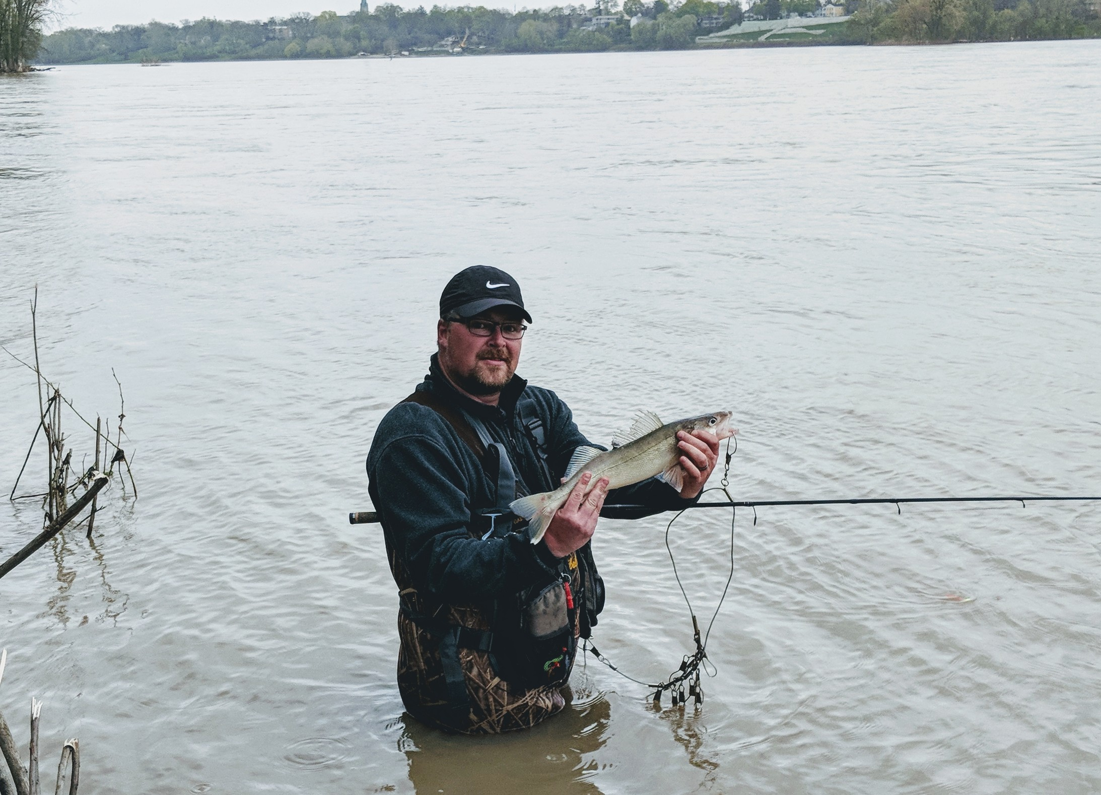 Maumee River Report. 3 May 2019