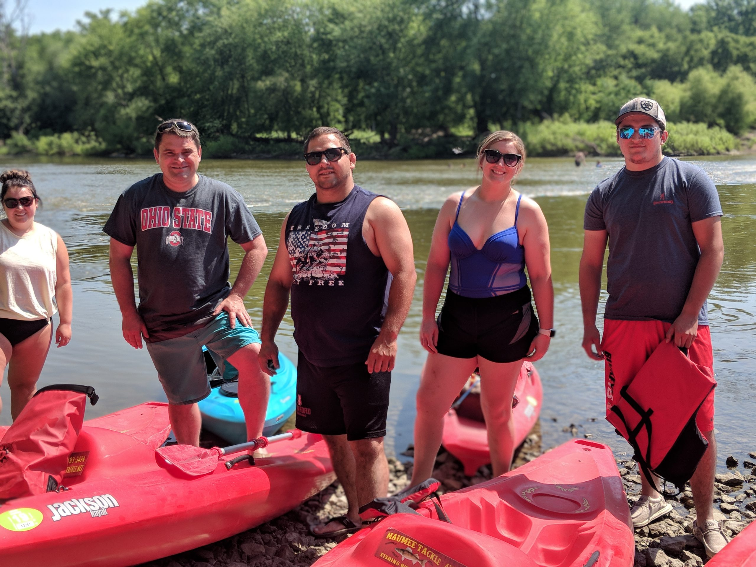 Maumee river report – 24 june 2020